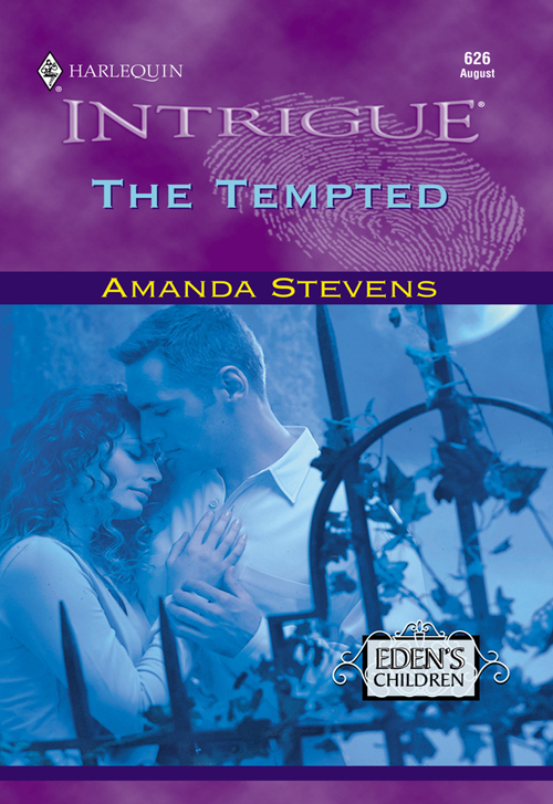 Amanda Stevens The Tempted amanda stevens the devil s footprints