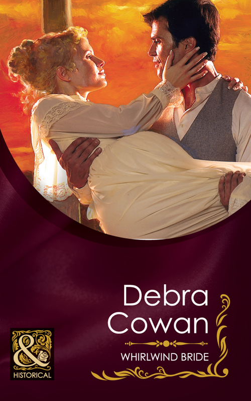 Debra Cowan Whirlwind Bride if only they could talk page 4