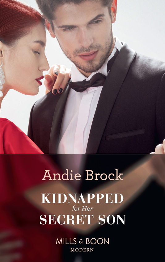 Andie Brock Kidnapped For Her Secret Son