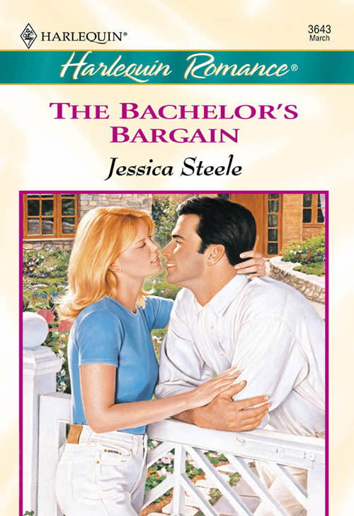 Jessica Steele The Bachelor's Bargain jessica steele part time marriage