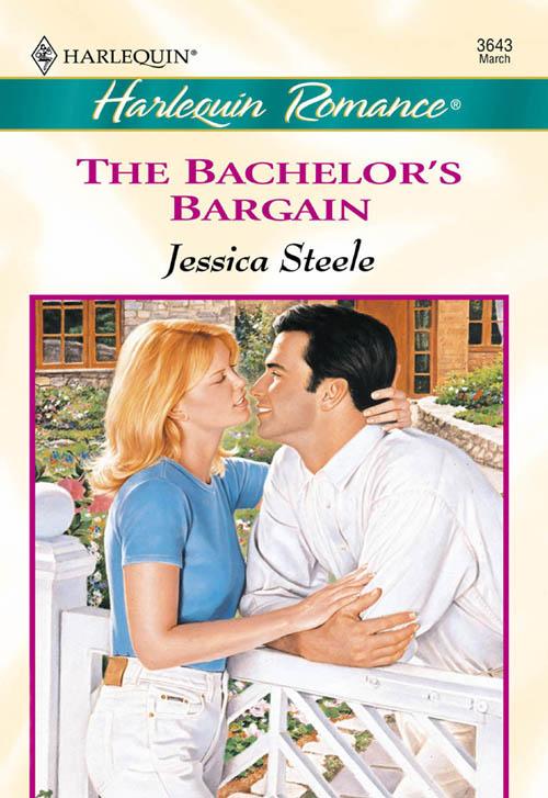 Jessica Steele The Bachelor's Bargain jessica steele a suitable husband