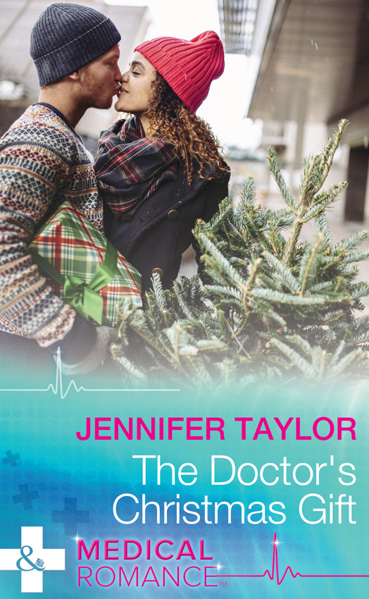 Jennifer Taylor The Doctor's Christmas Gift choosing between mainstream and complementary treatments in menopause