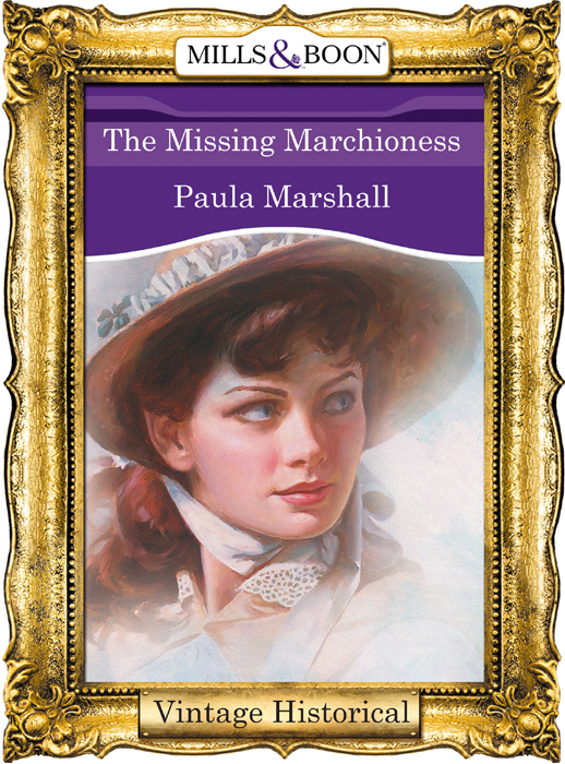 Paula Marshall The Missing Marchioness