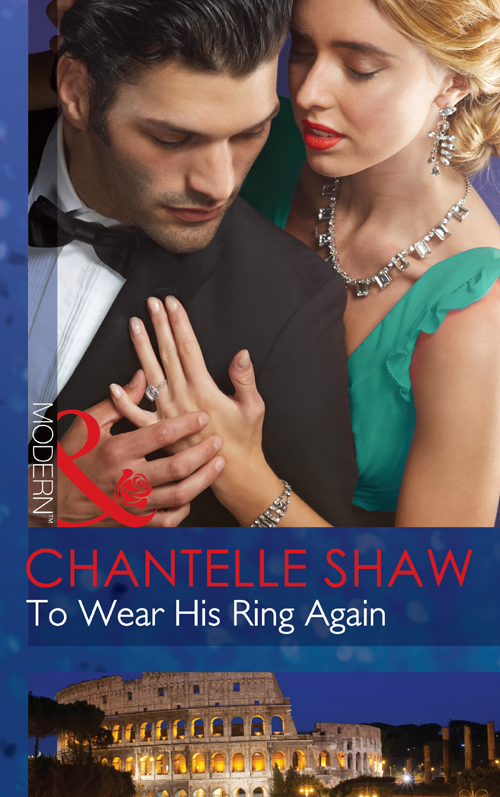 Chantelle Shaw To Wear His Ring Again