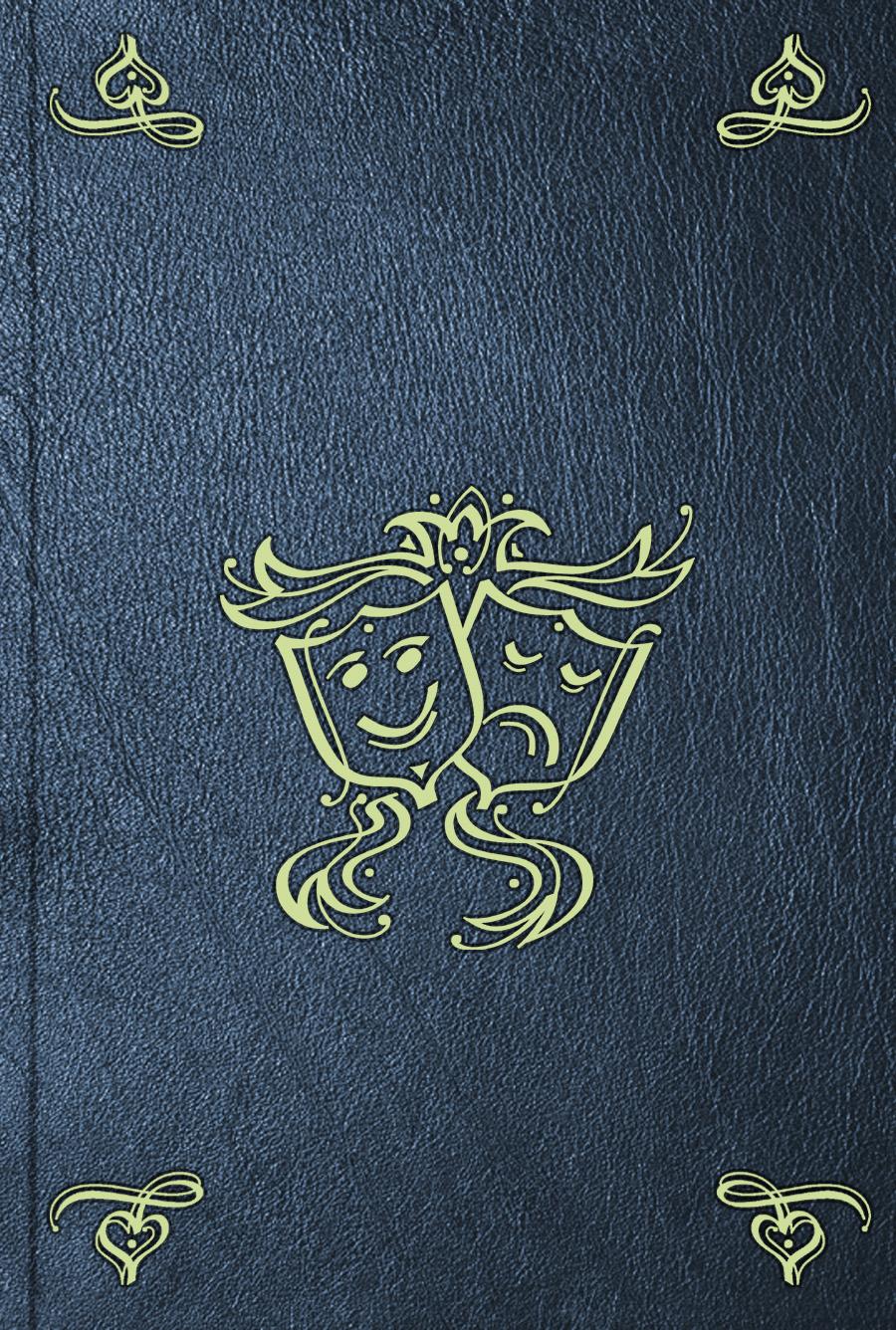 Pierre Le Brun Marie Stuart ane brun sketches