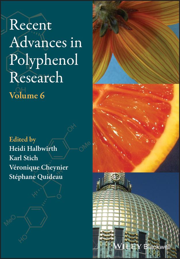 Stephane Quideau Recent Advances in Polyphenol Research все цены