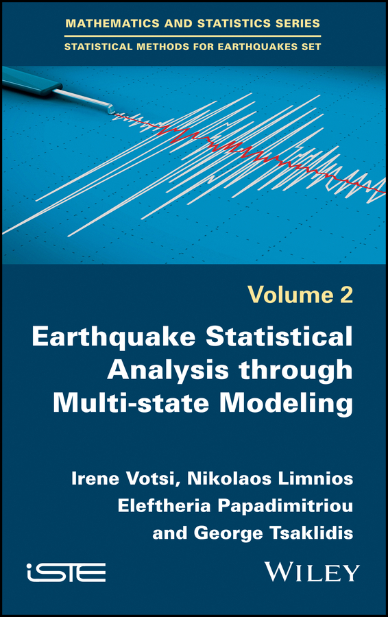 Nikolaos Limnios Earthquake Statistical Analysis through Multi-state Modeling цена