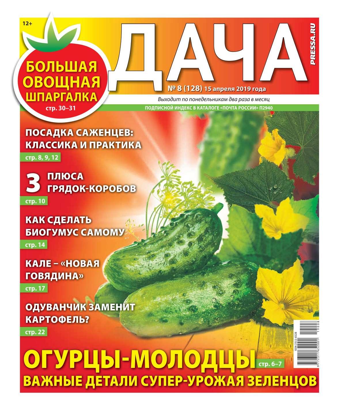 Дача Pressa.ru 08-2019