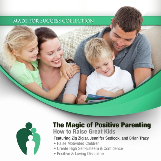 Larry Iverson Magic of Positive Parenting 3 allen iverson