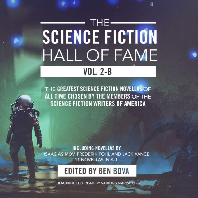 Айзек Азимов Science Fiction Hall of Fame, Vol. 2-B айзек азимов путеводитель по шекспиру английские пьесы