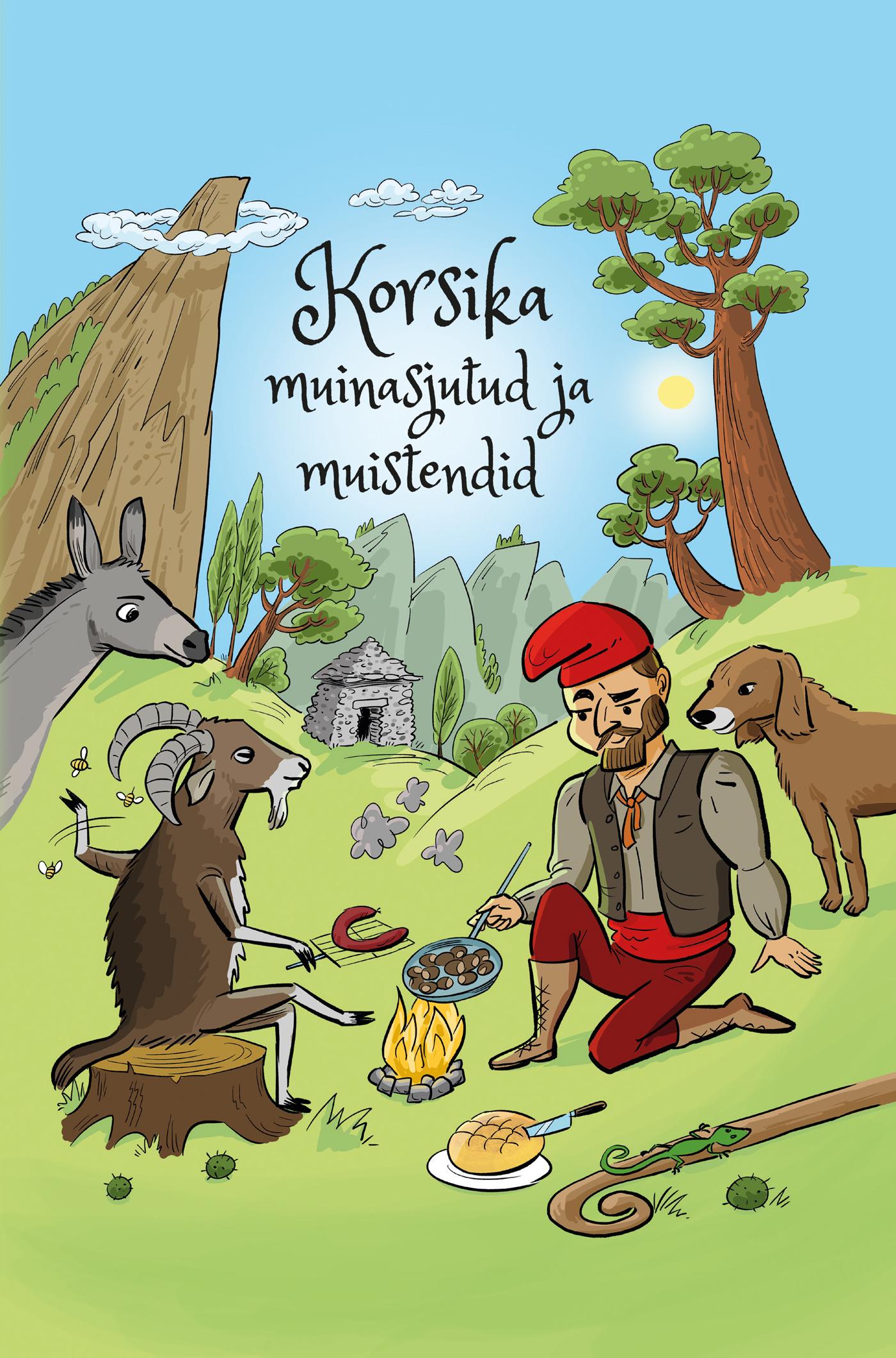 цена Triinu Guerrin Korsika muinasjutud ja muistendid онлайн в 2017 году