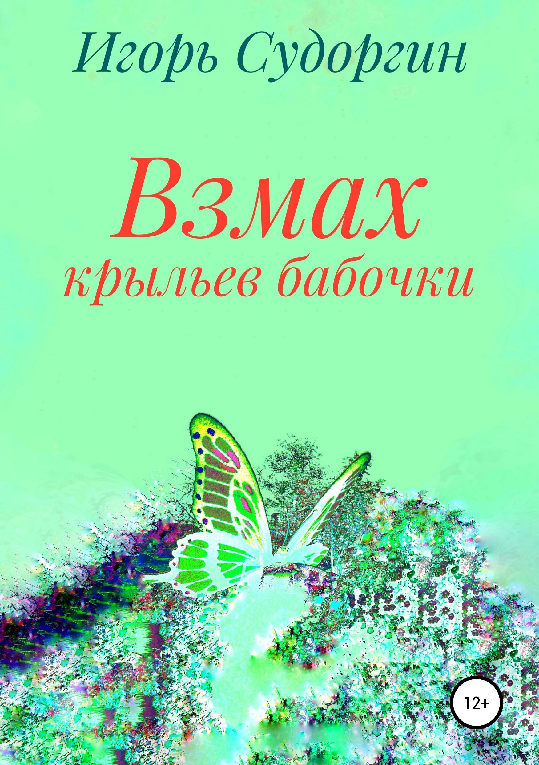 Обложка «Взмах крыльев бабочки»