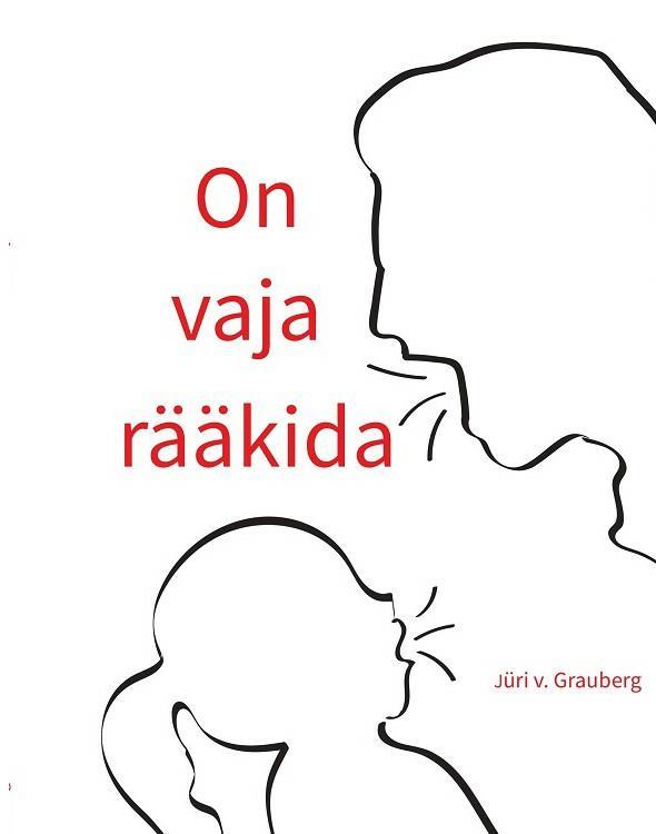 Обложка «On vaja rääkida»