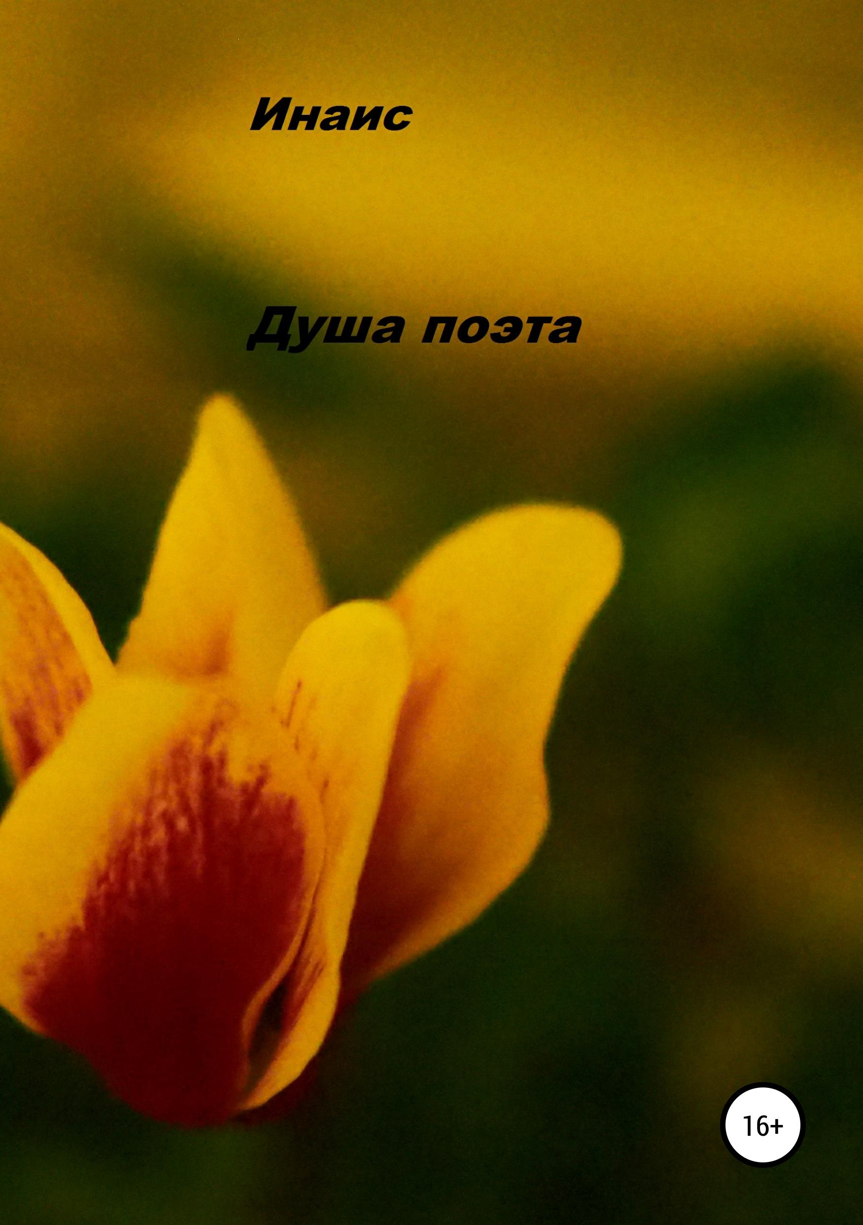 Обложка «Душа поэта»