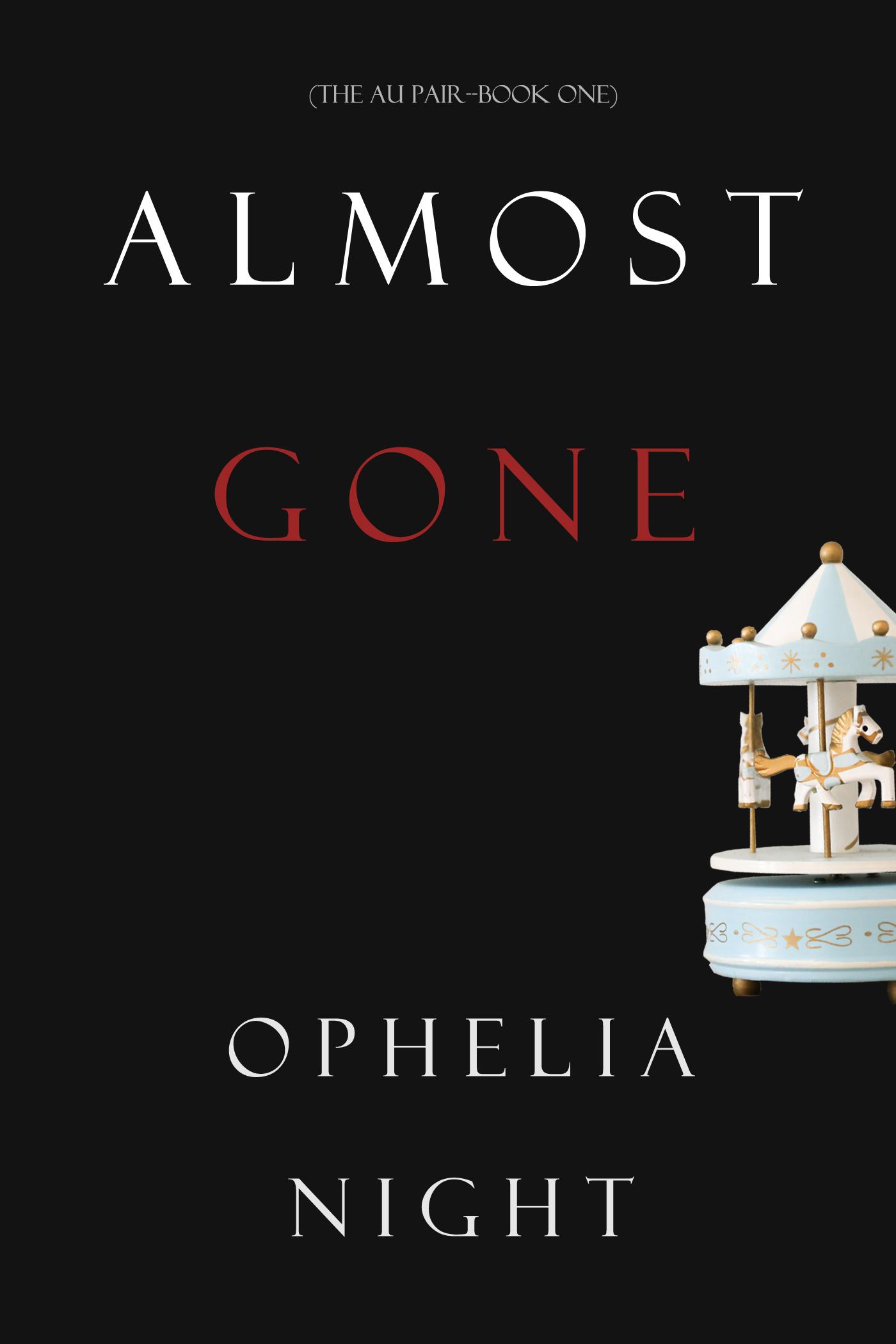 Обложка «Almost Gone»