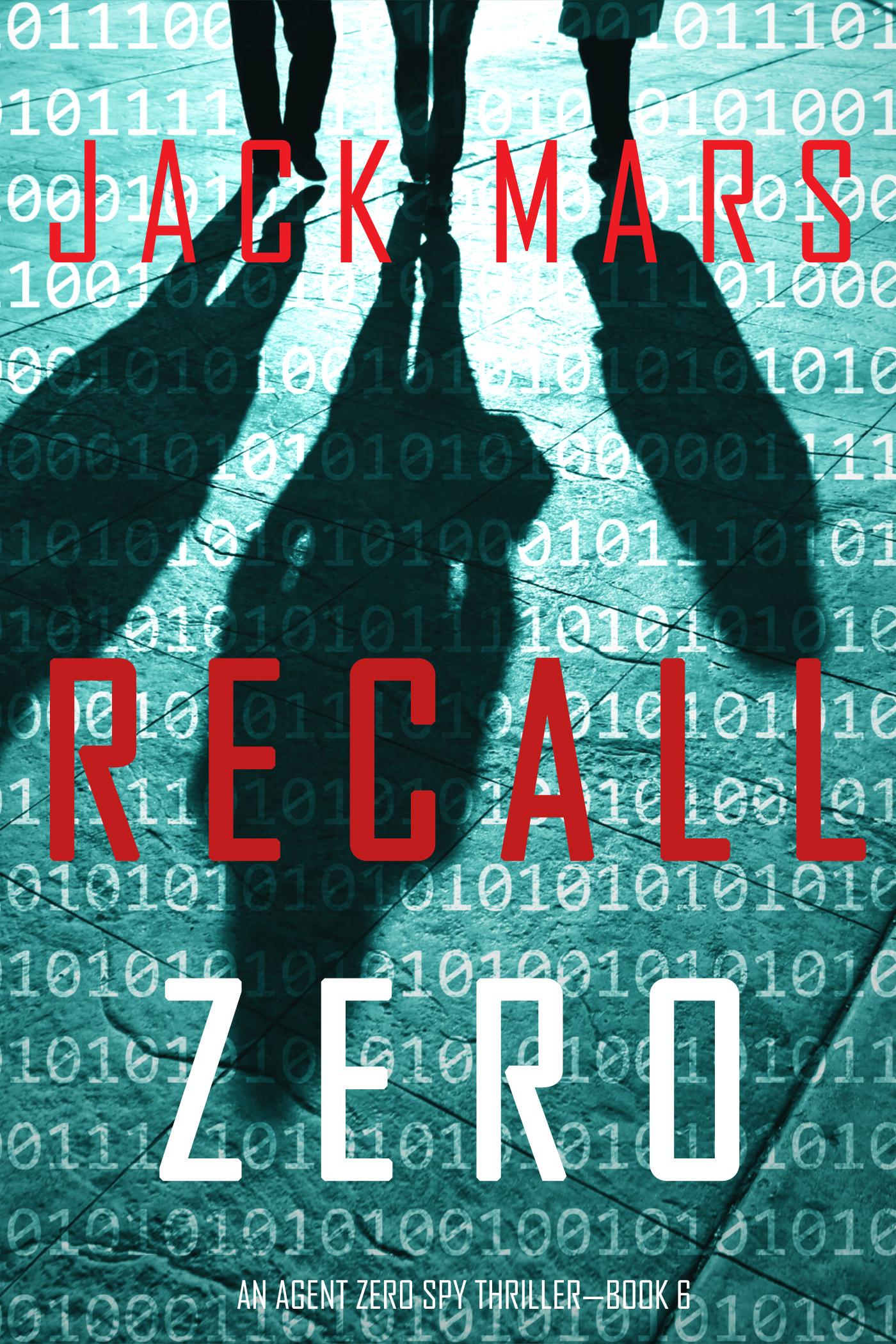 Обложка «Recall Zero»