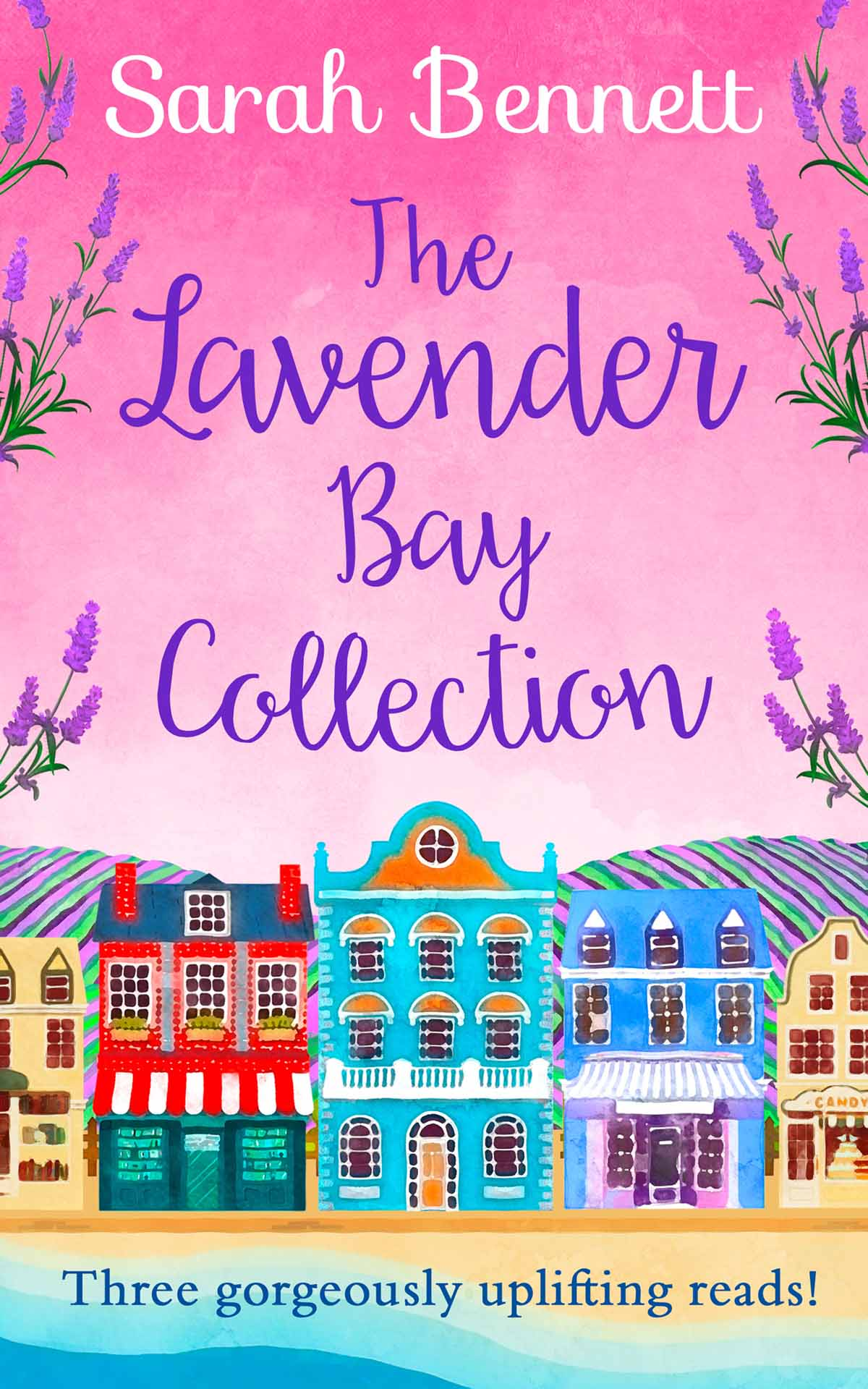 The Lavender Bay Collection: including Spring at Lavender Bay, Summer at Lavender Bay and Snowflakes at Lavender Bay фото