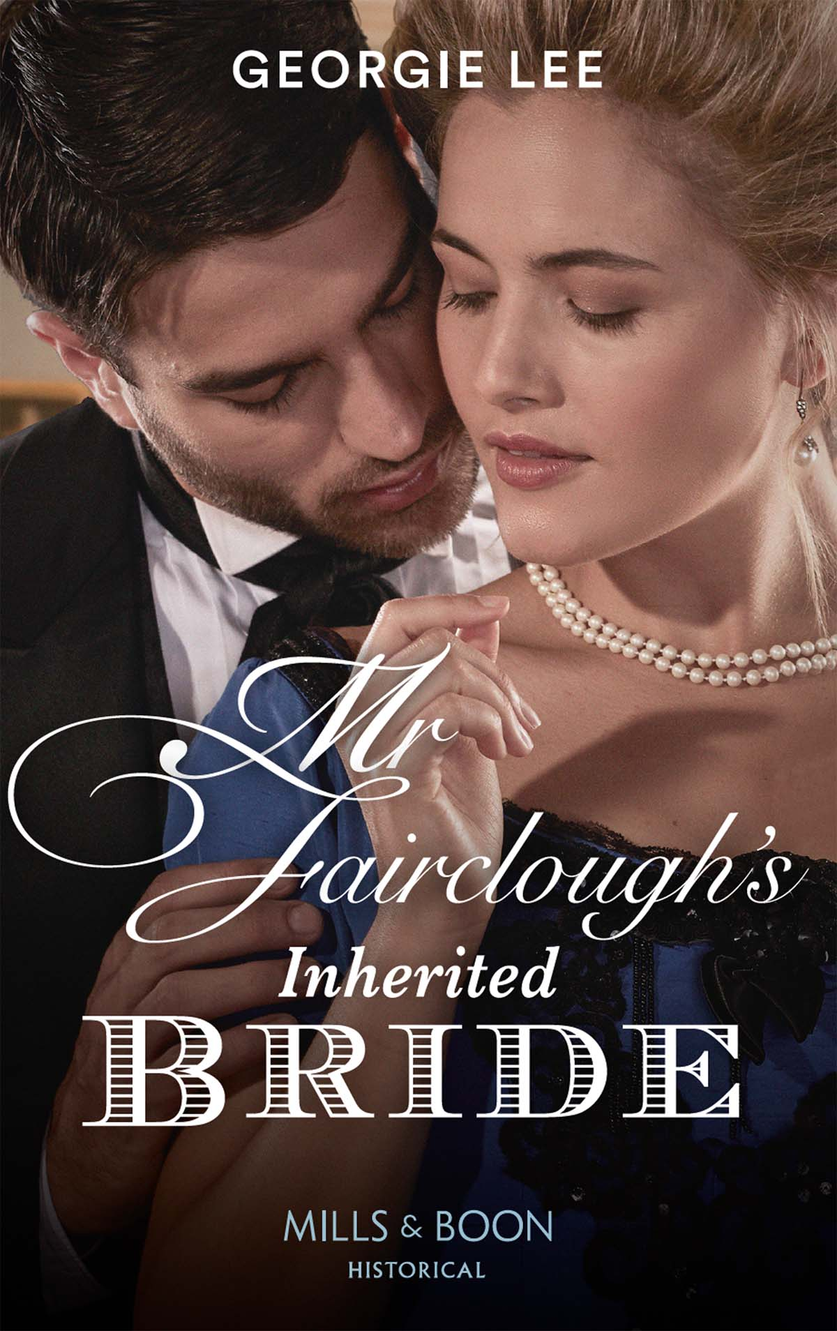 Georgie Lee Mr Fairclough's Inherited Bride to build in a new land