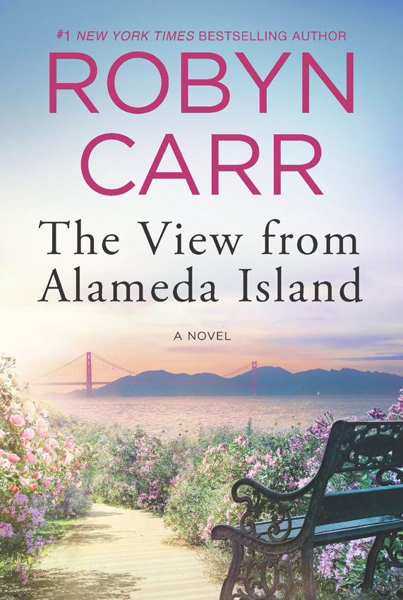 лучшая цена Robyn Carr The View From Alameda Island