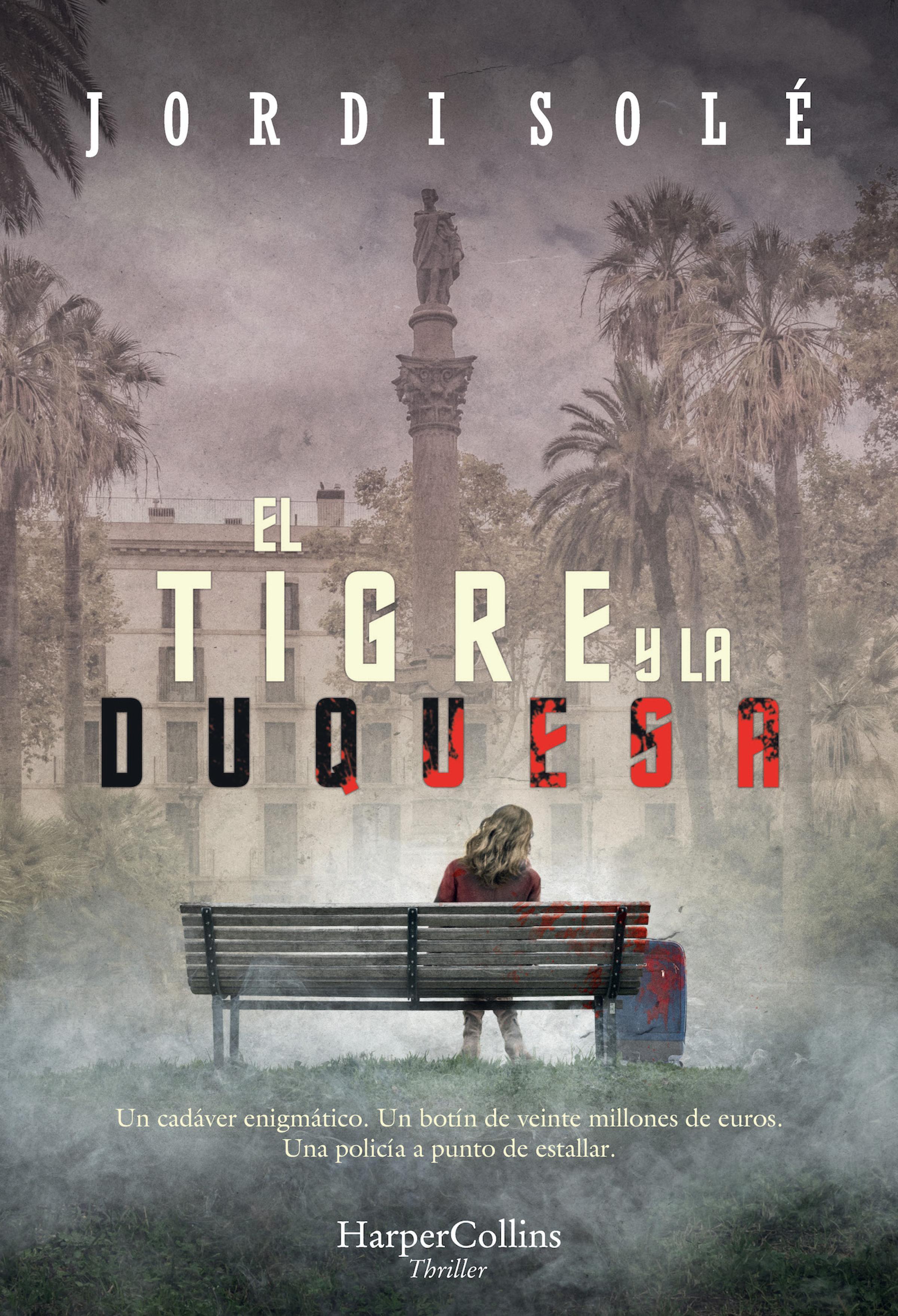 Jordi Solé El tigre y la duquesa jordi punti la matèria