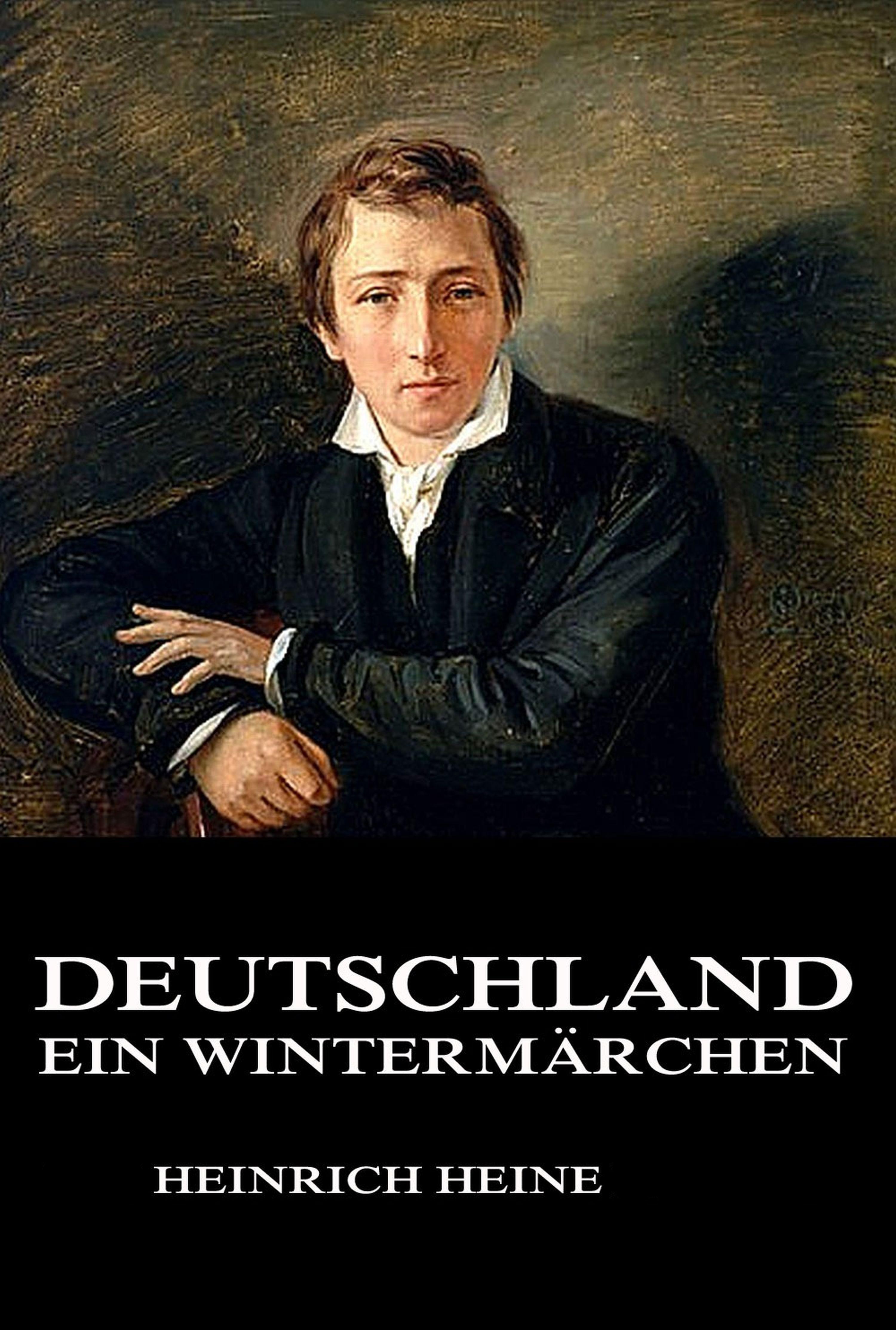 цена Heinrich Heine Deutschland - Ein Wintermärchen онлайн в 2017 году