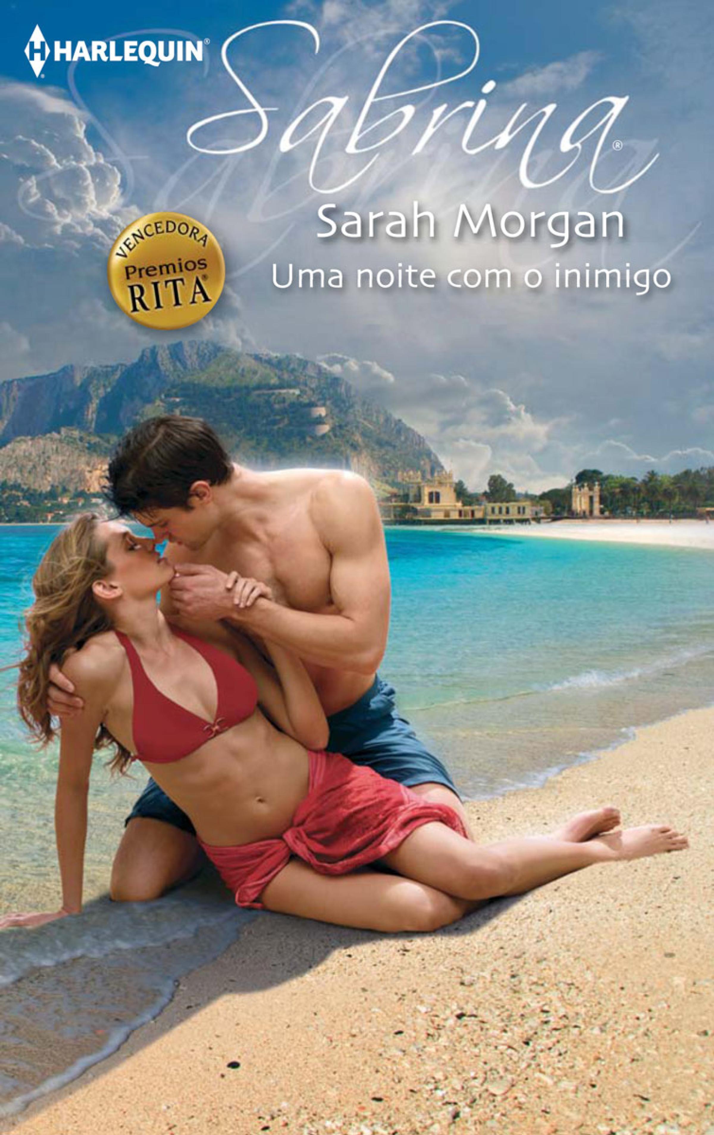 Sarah Morgan Uma noite com o inimigo недорого