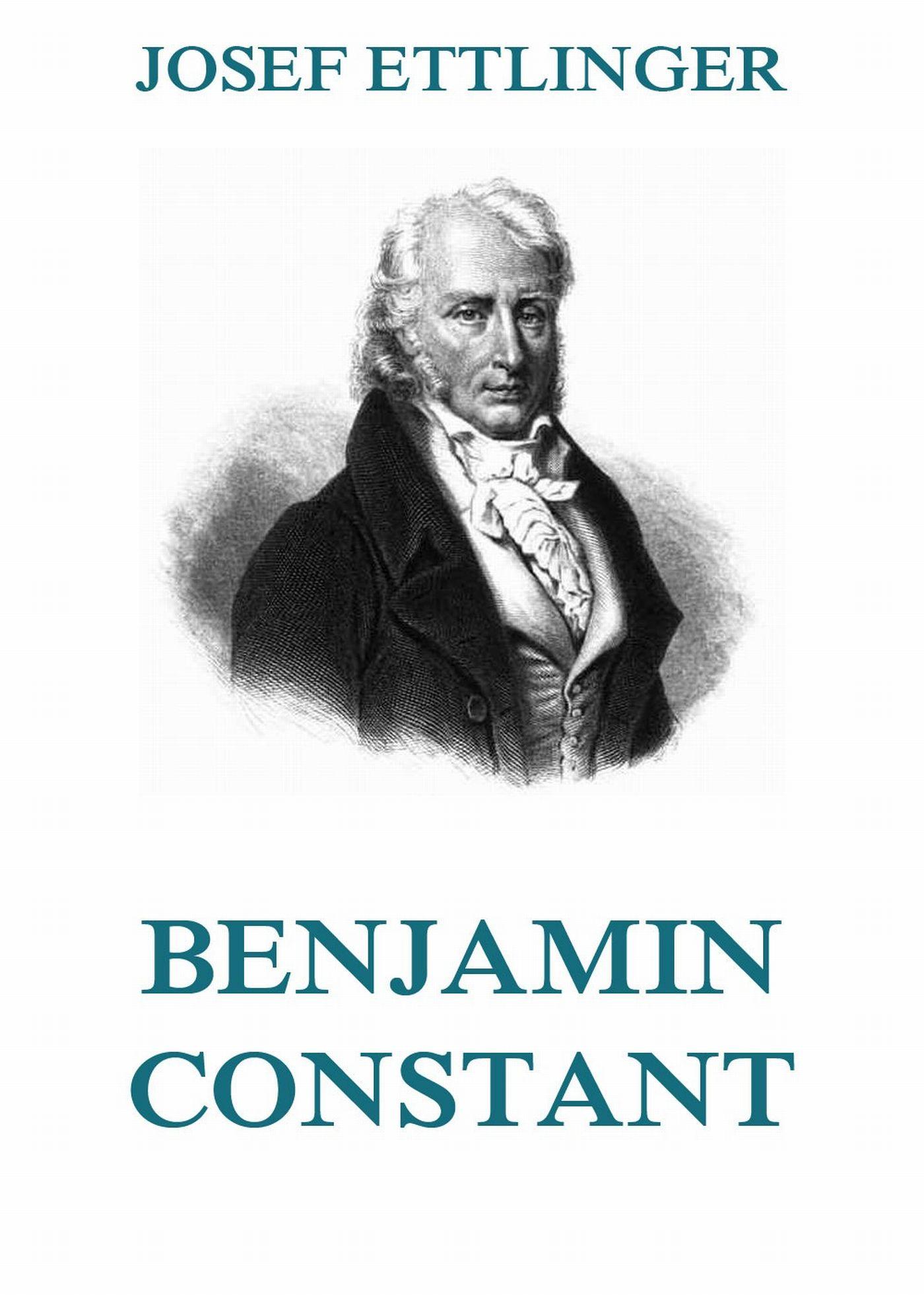 Josef Ettlinger Benjamin Constant