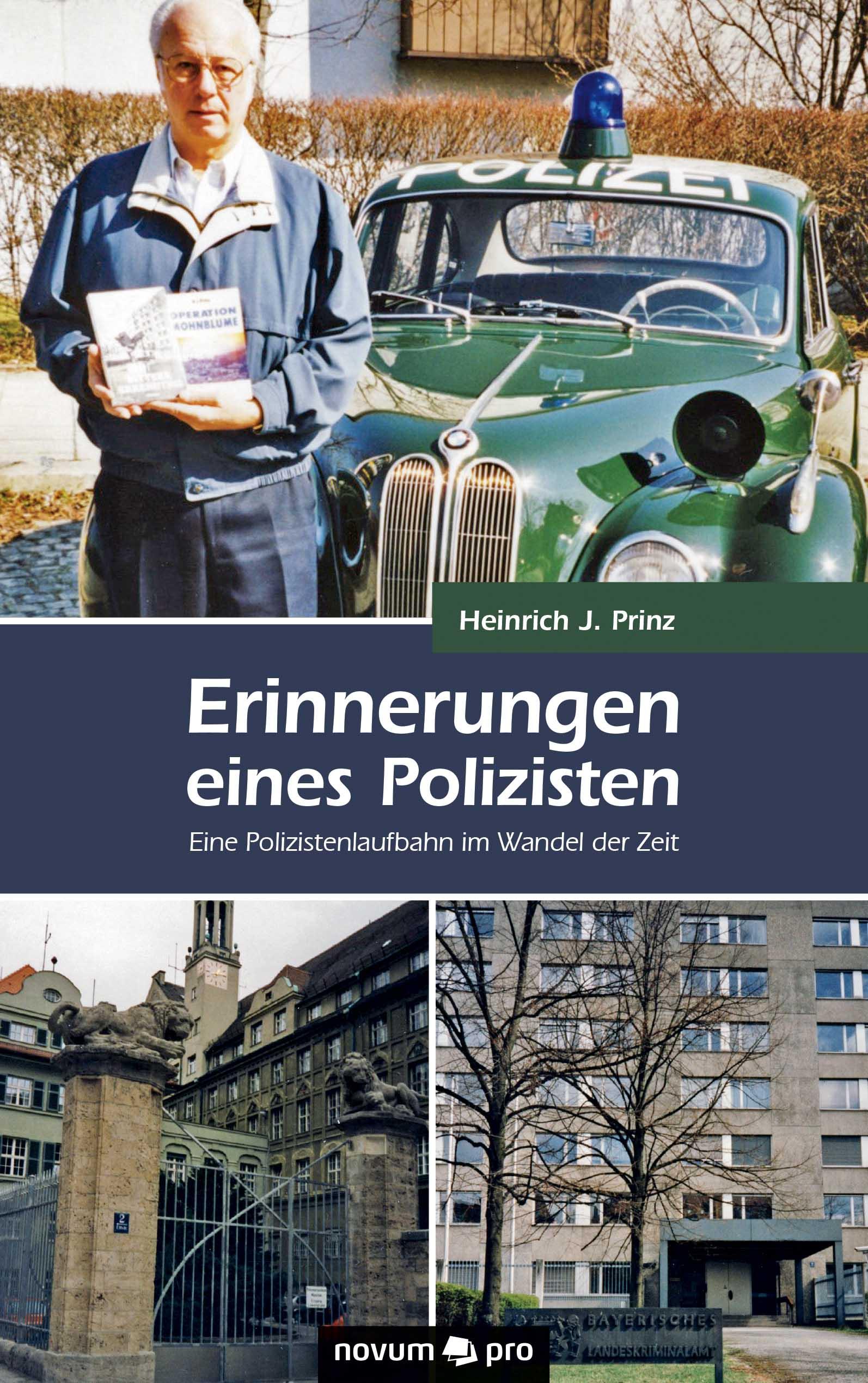цена Heinrich J. Prinz Erinnerungen eines Polizisten онлайн в 2017 году