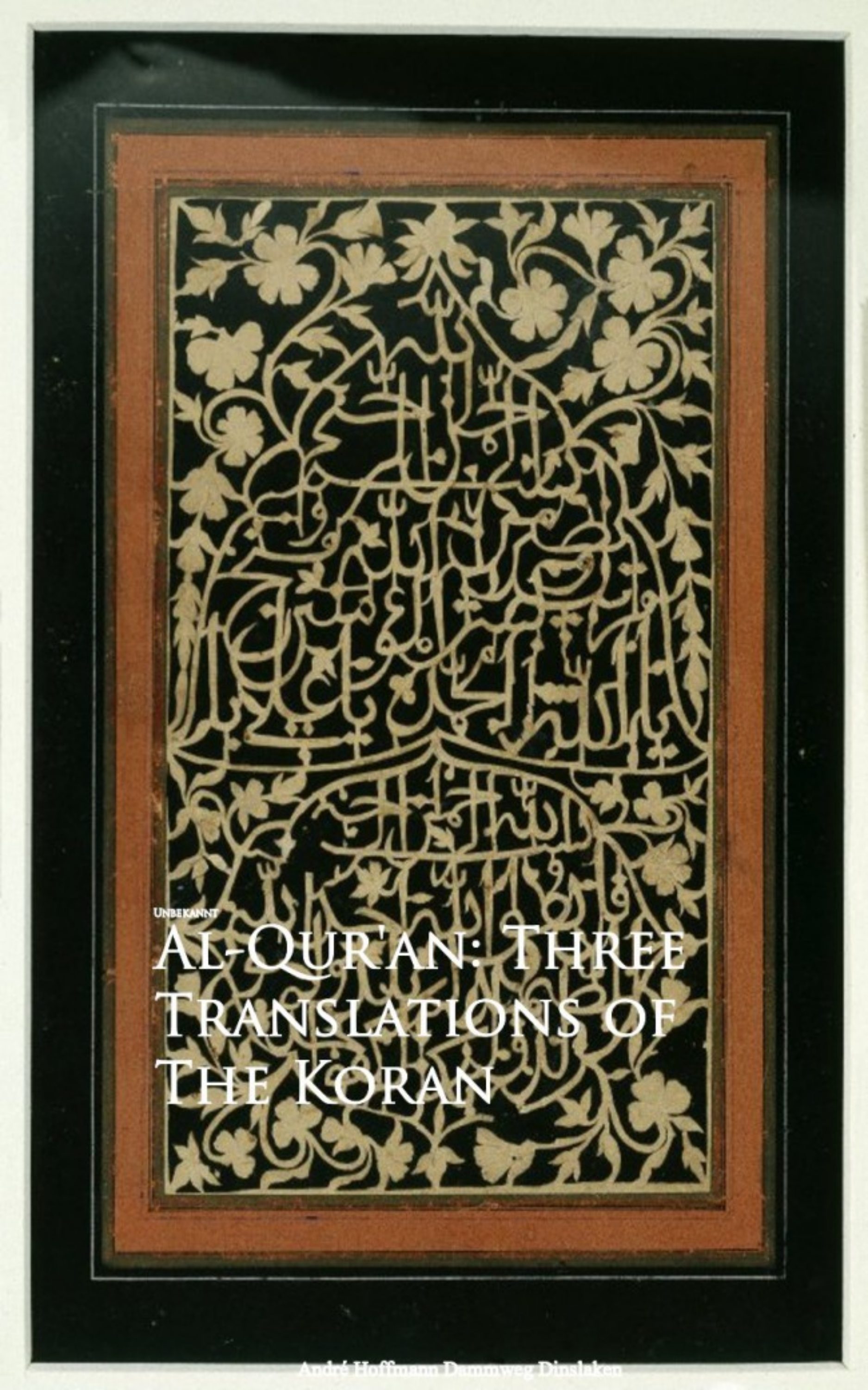 Muhammad Muhammad Al-Qur'an: Three Translations of The Koran все цены