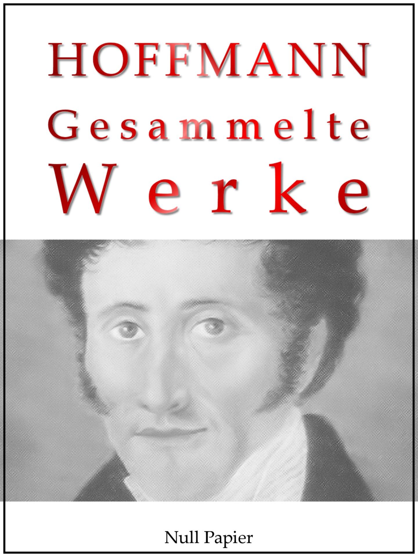 цена на E. T. A. Hoffmann E. T. A. Hoffmann - Gesammelte Werke