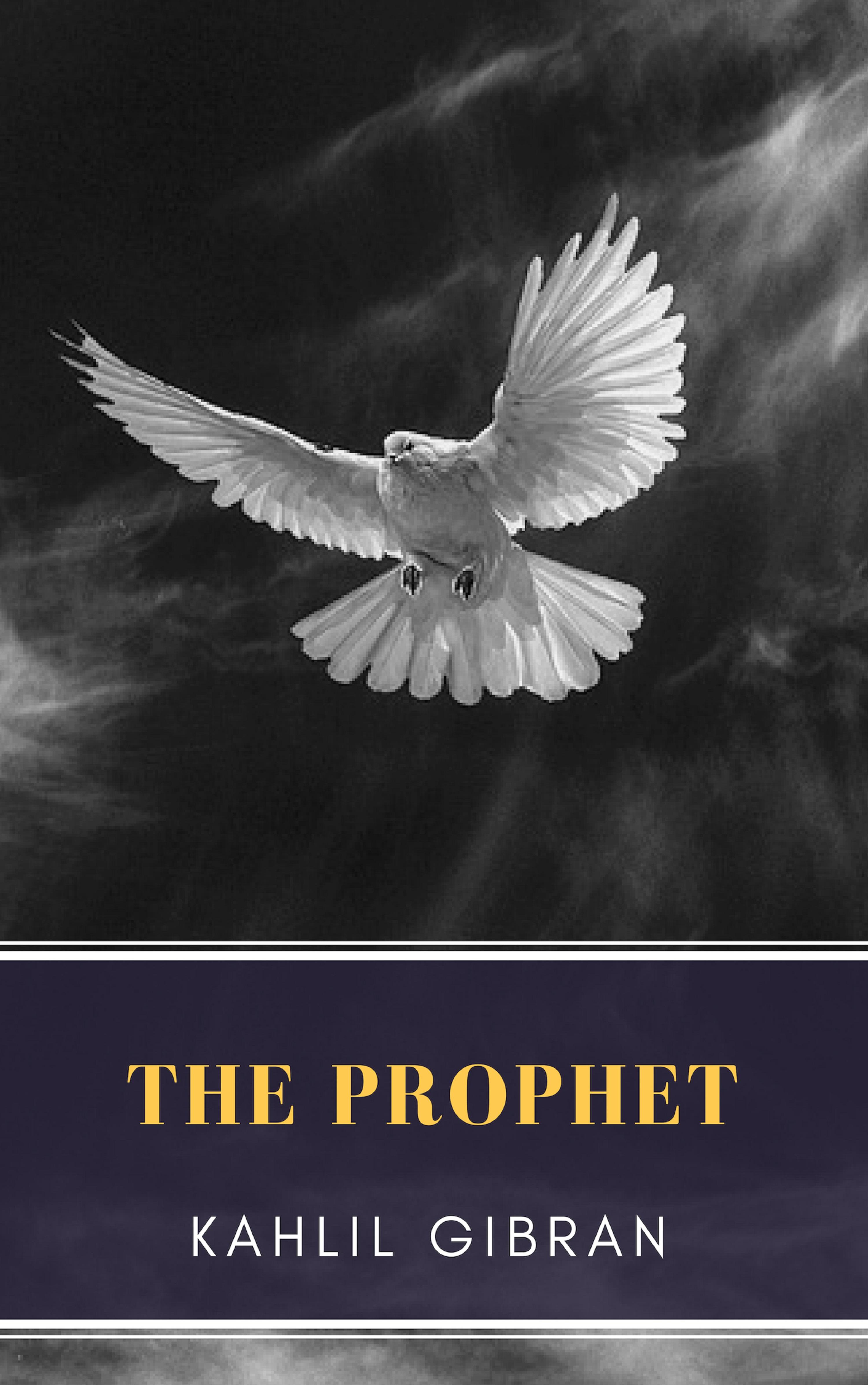 Kahlil Gibran The Prophet худи print bar nature prophet
