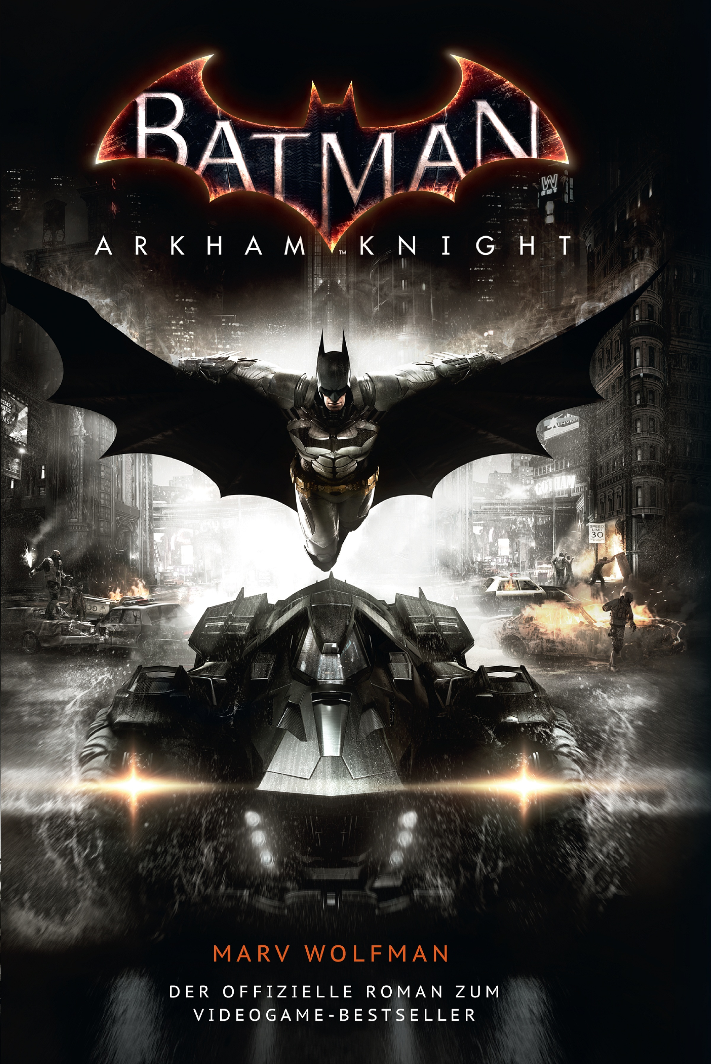 Marv Wolfman Batman: Arkham Knight night force by marv wolfman the complete series
