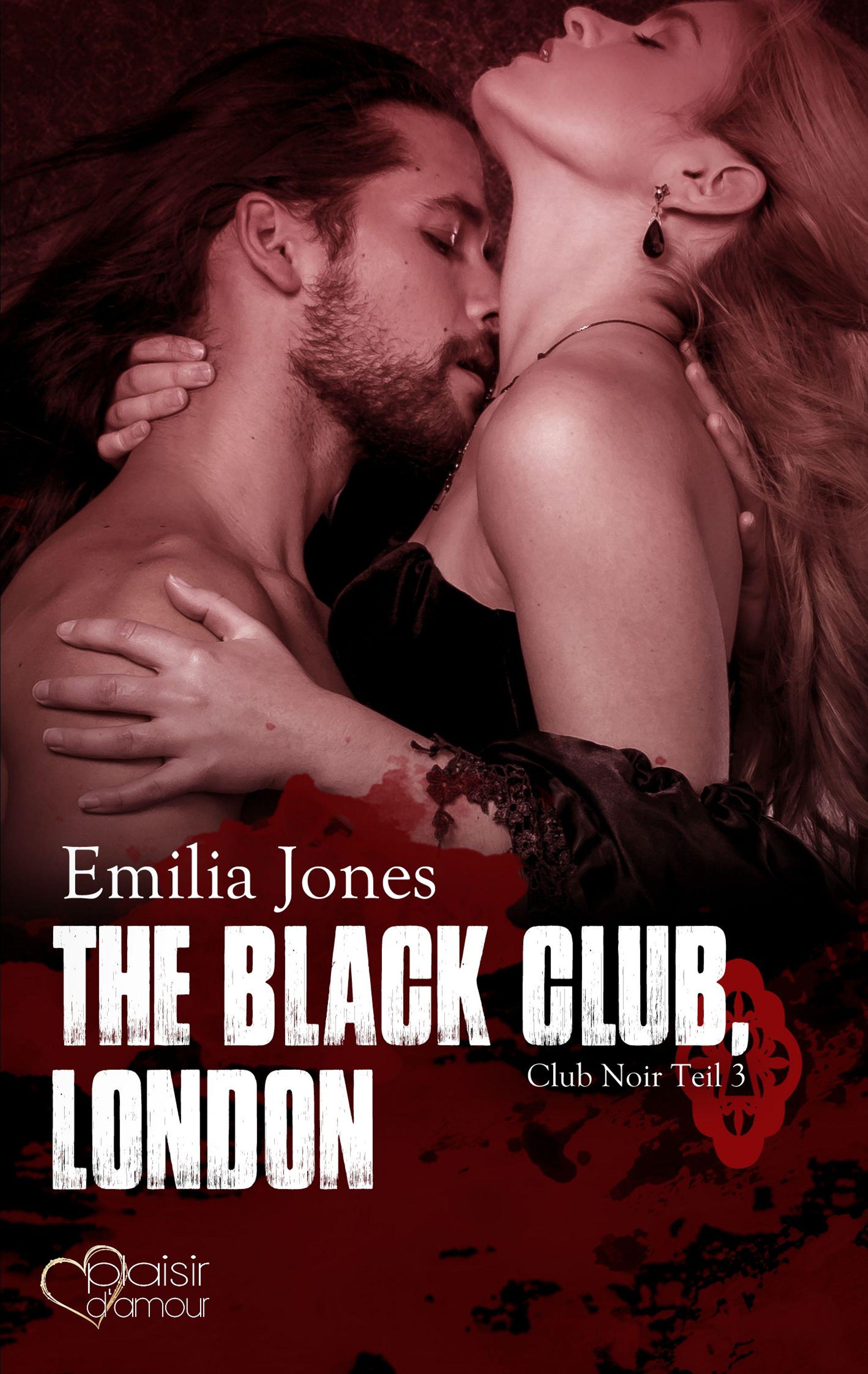 цена на Emilia Jones The Black Club, London