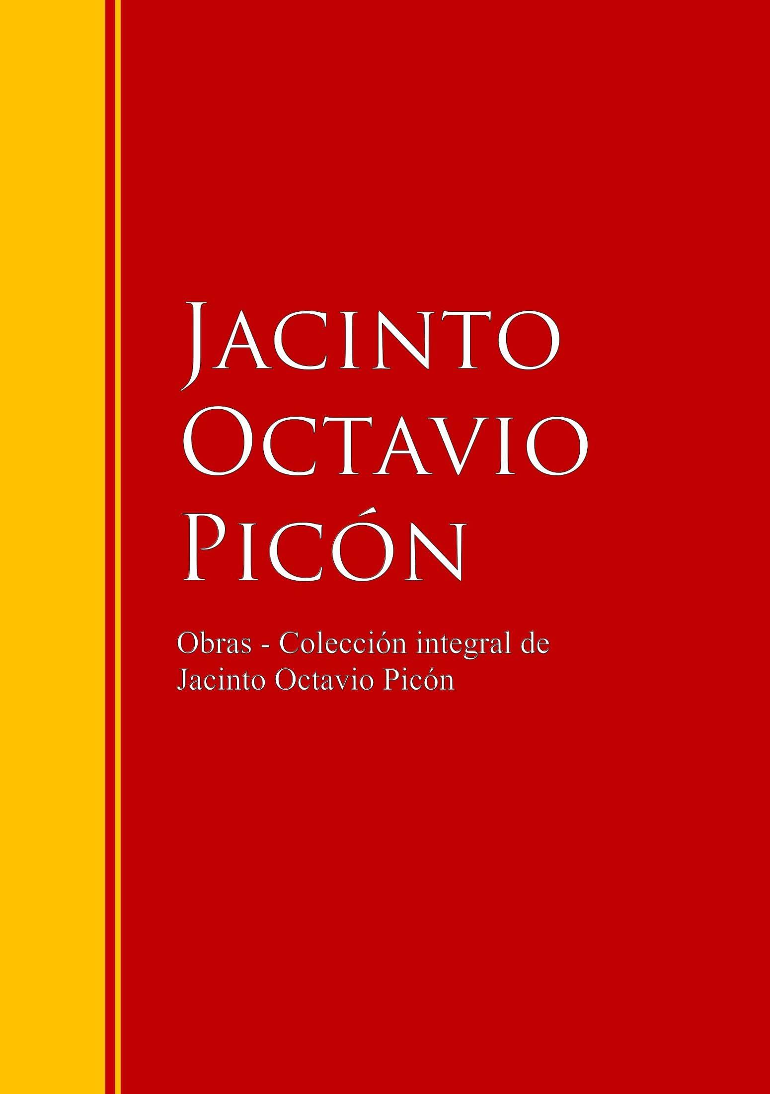 Jacinto Octavio Picon Obras - Colección de Jacinto Octavio Picón цена