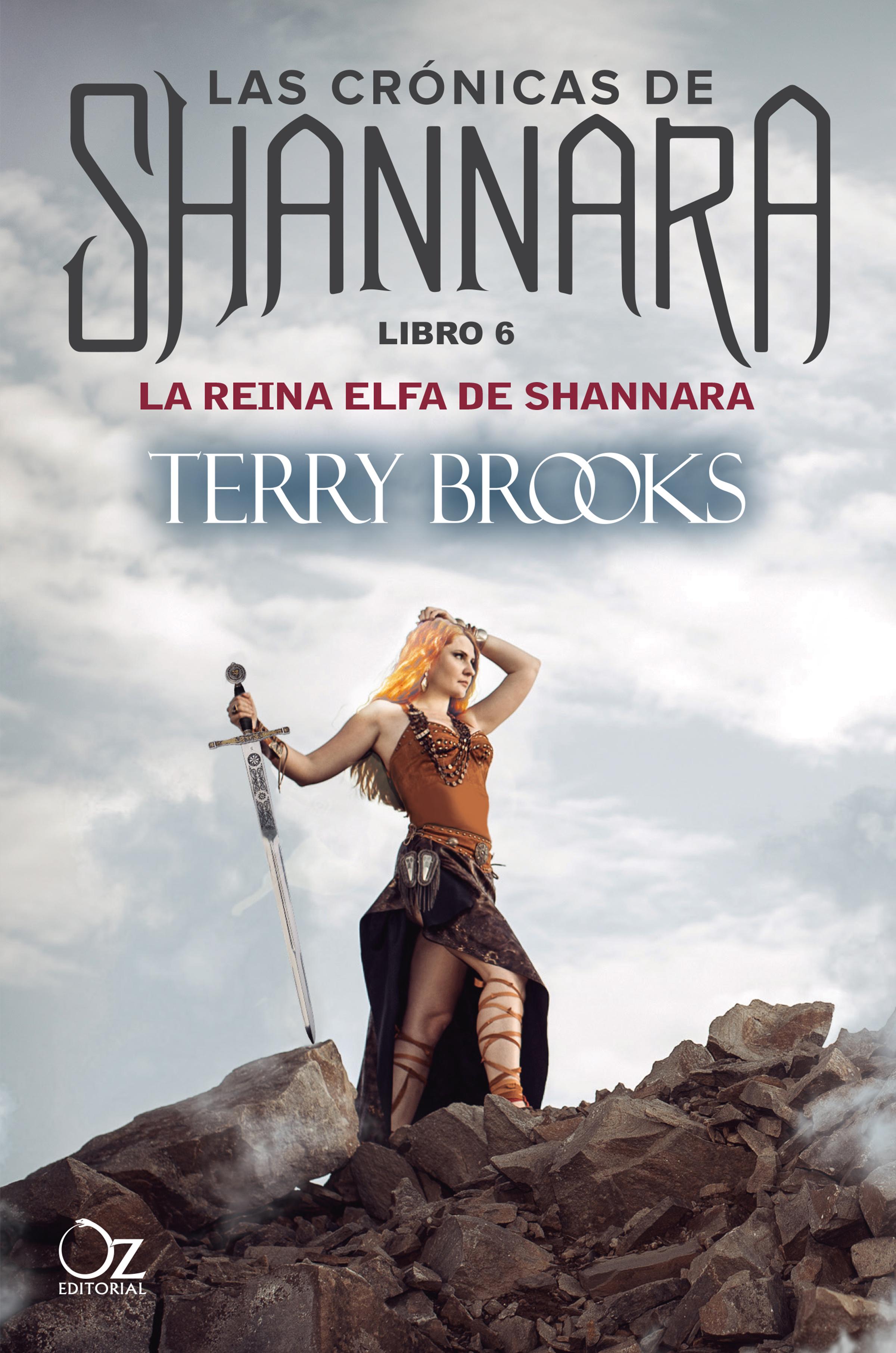 Terry Brooks La reina elfa de Shannara terry brooks los herederos de shannara
