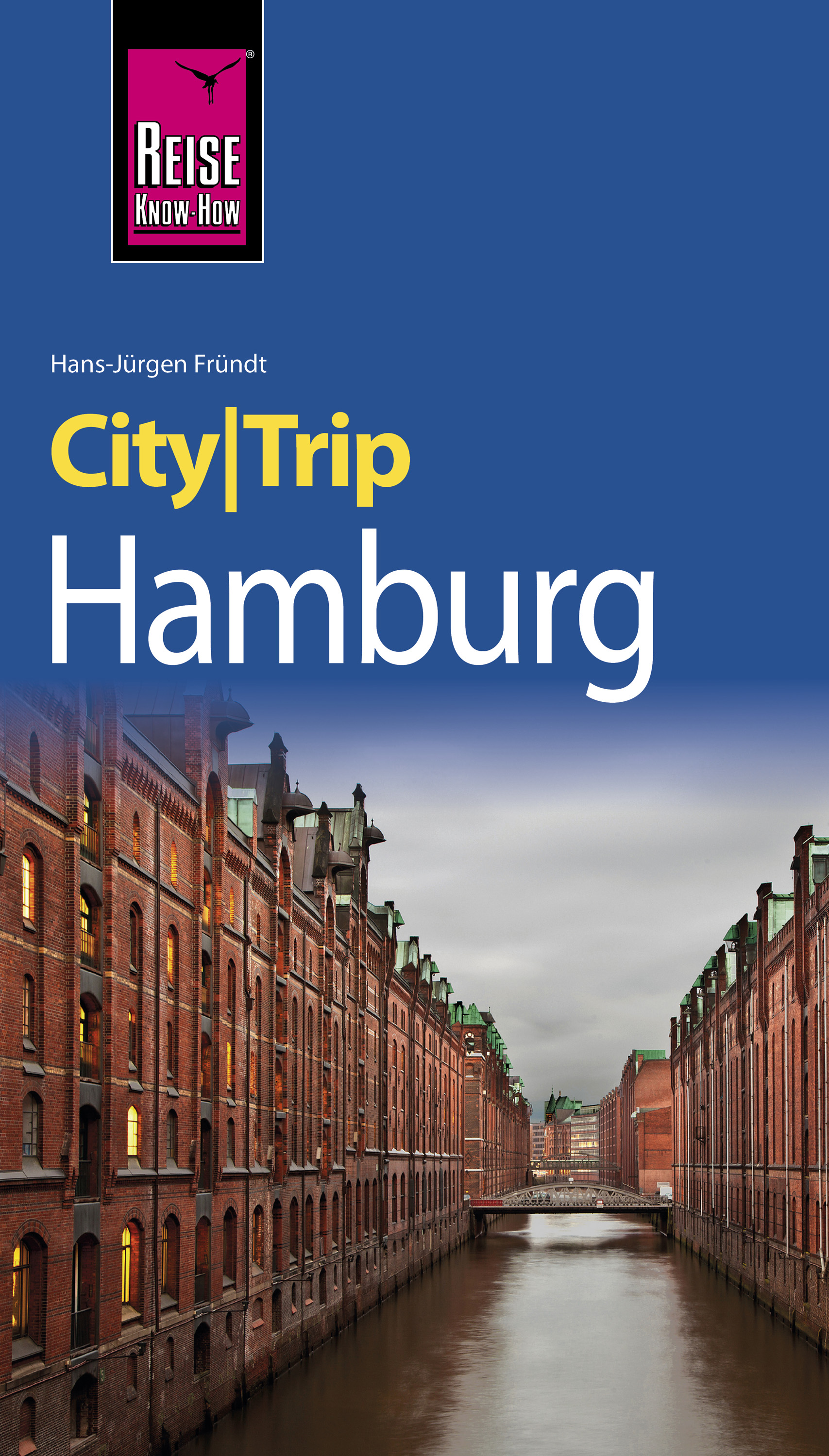 Hans-Jürgen Fründt CityTrip Hamburg (English Edition) scooter hamburg