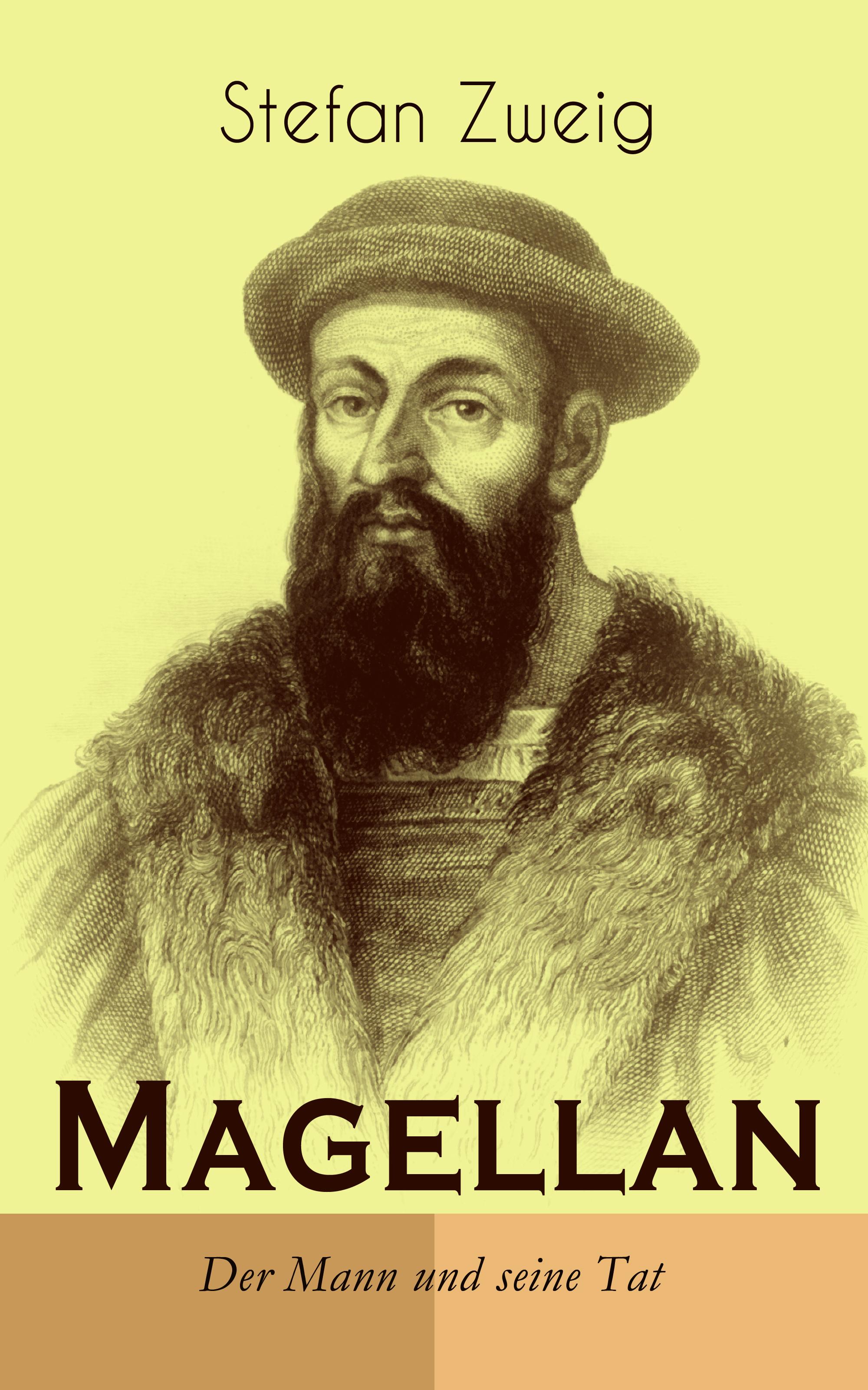 magellan der mann und seine tat