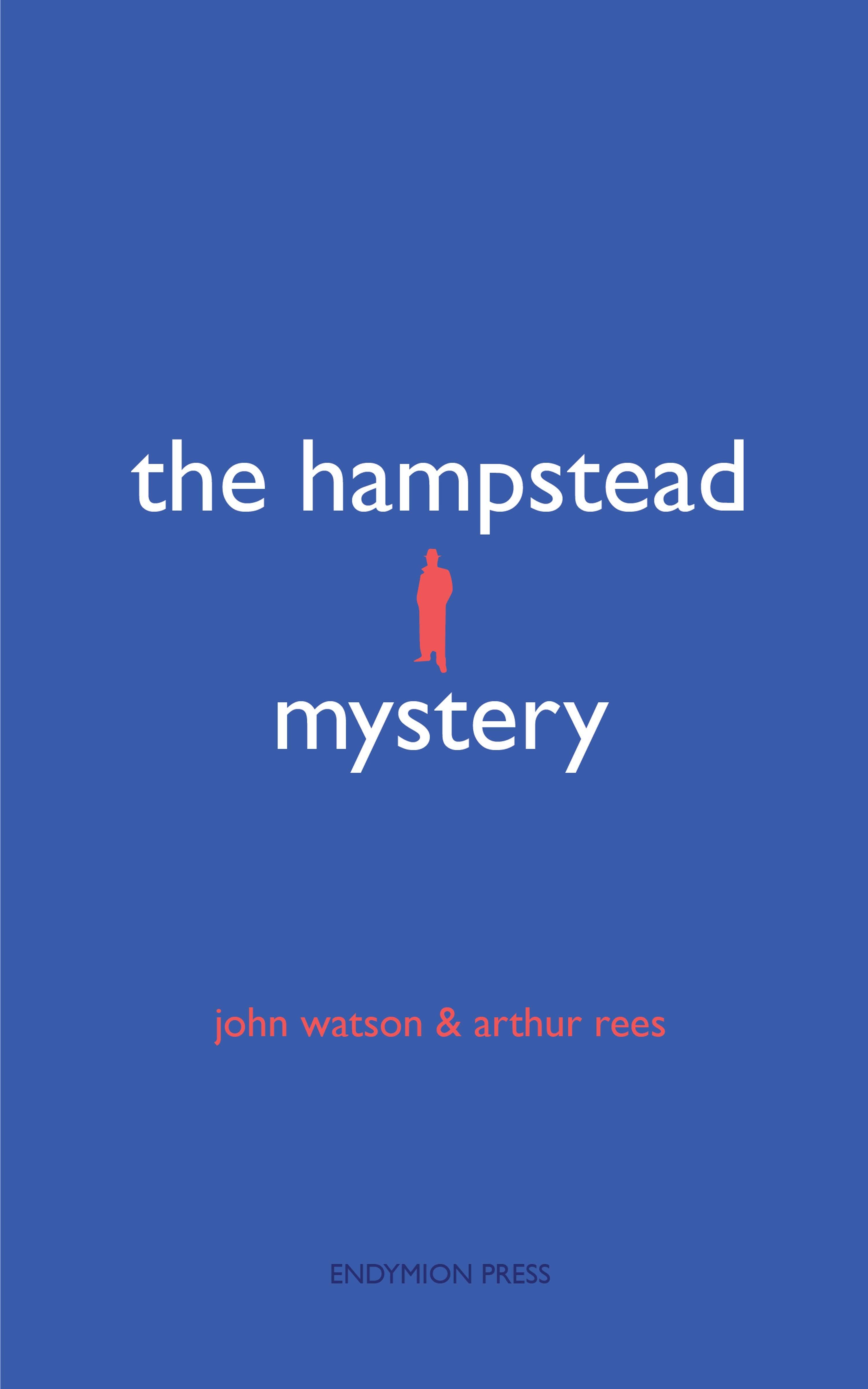 John Watson The Hampstead Mystery ay watson watson air pollution the automobile