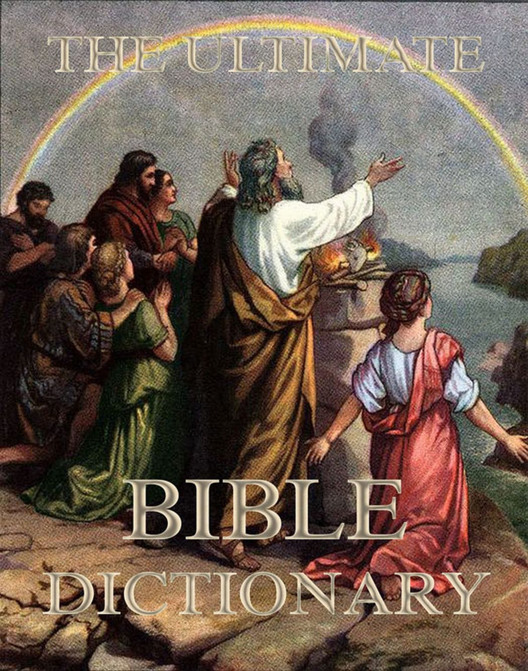 Фото - Matthew George Easton The Ultimate Bible Dictionary оперение натуральное 4 quot white easton 883223 tf