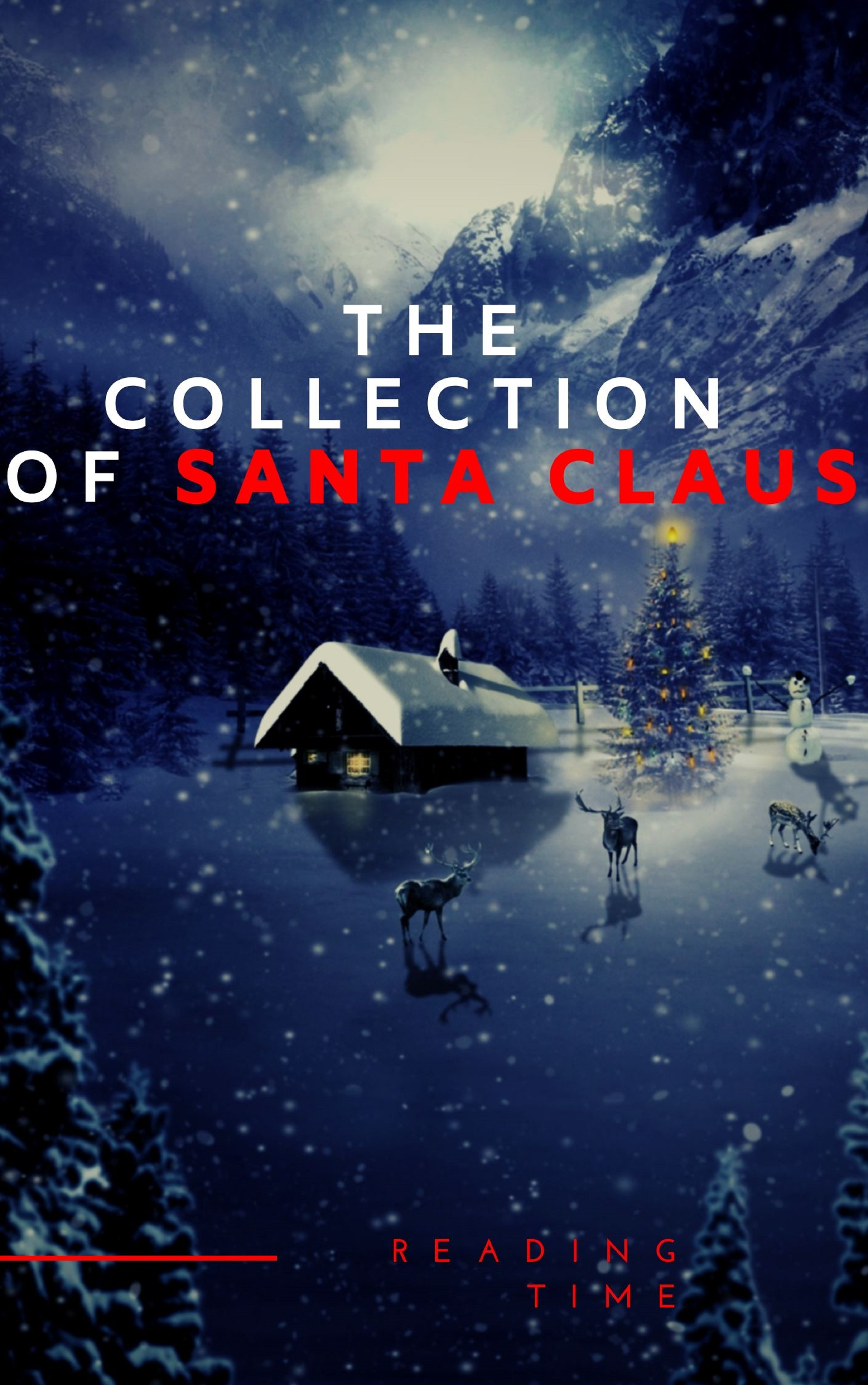 the collection of santa claus illustrated edition