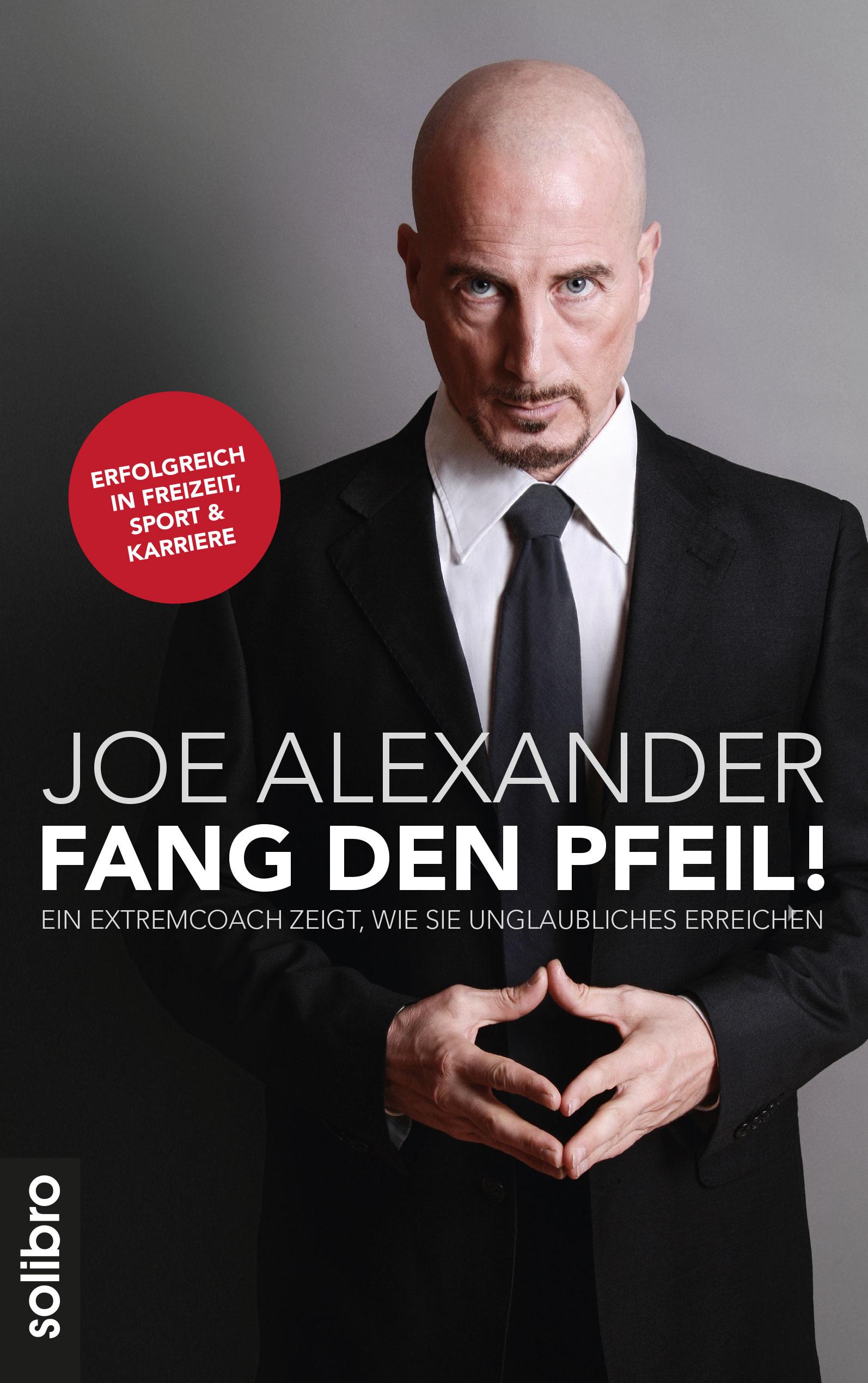 Joe Alexander Fang den Pfeil! alexander p m van den bosch shakira