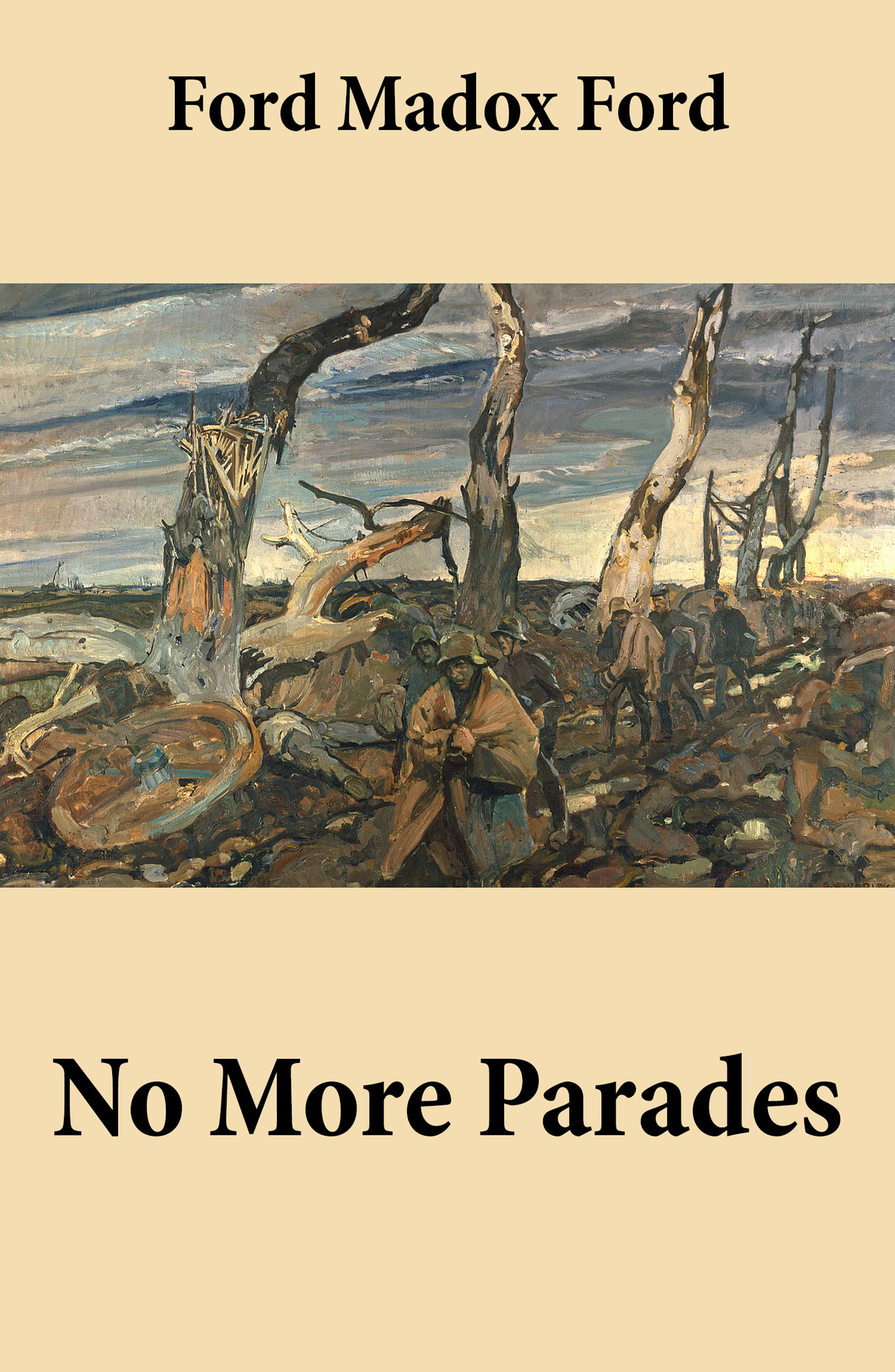 Ford Madox Ford No More Parades (Volume 2 of the tetralogy Parade's End) ford madox ford koniec defilady