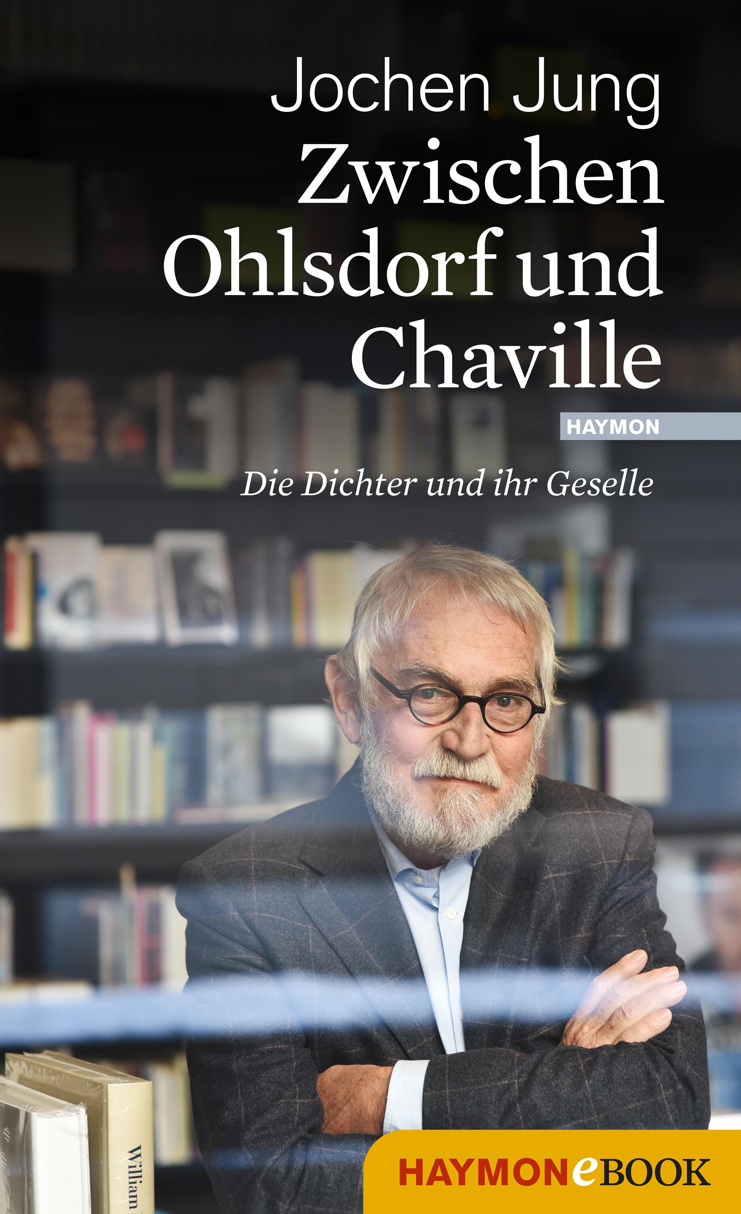 Jochen Jung Zwischen Ohlsdorf und Chaville