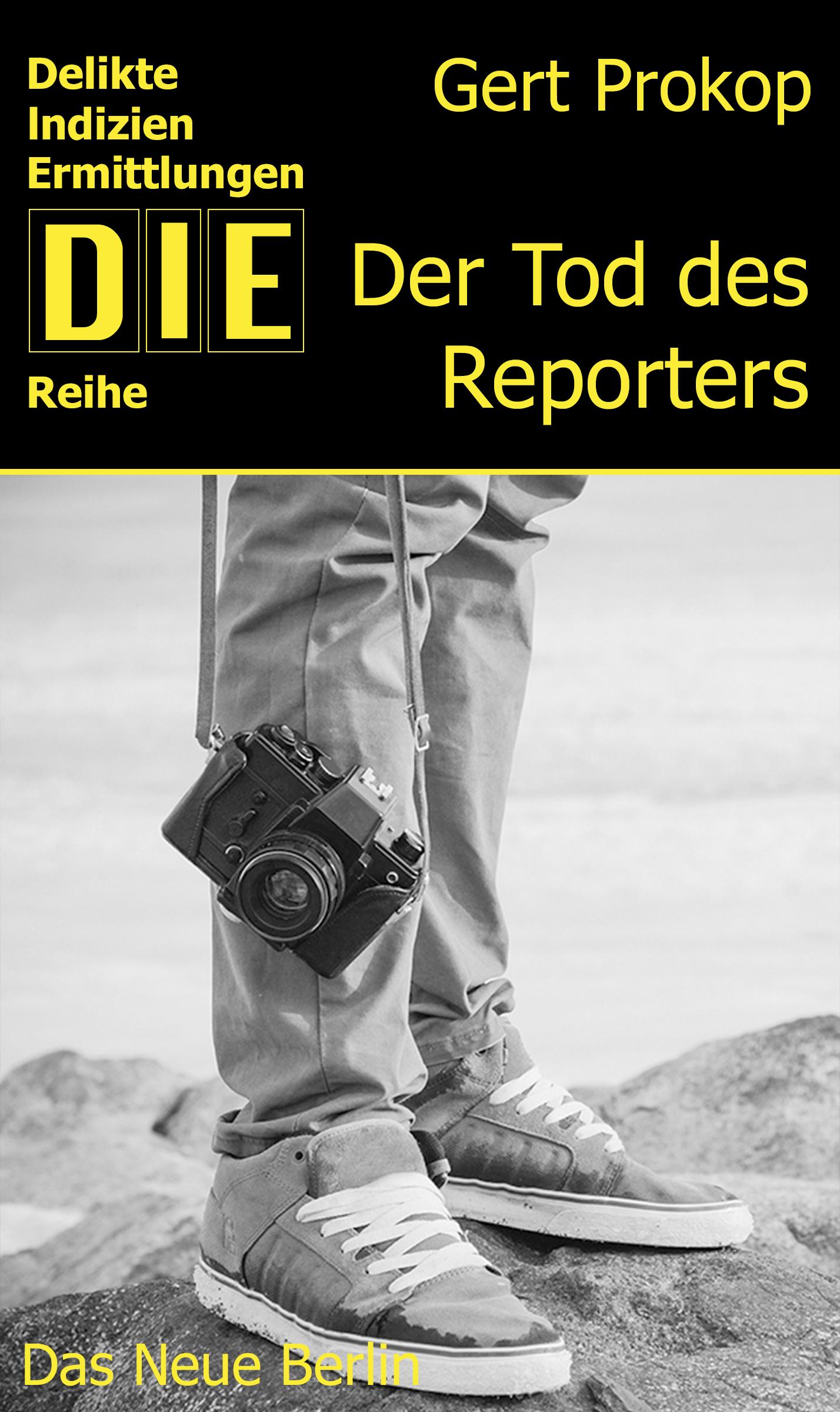 Gert Prokop Der Tod des Reporters gert kowarowsky der schwierige patient