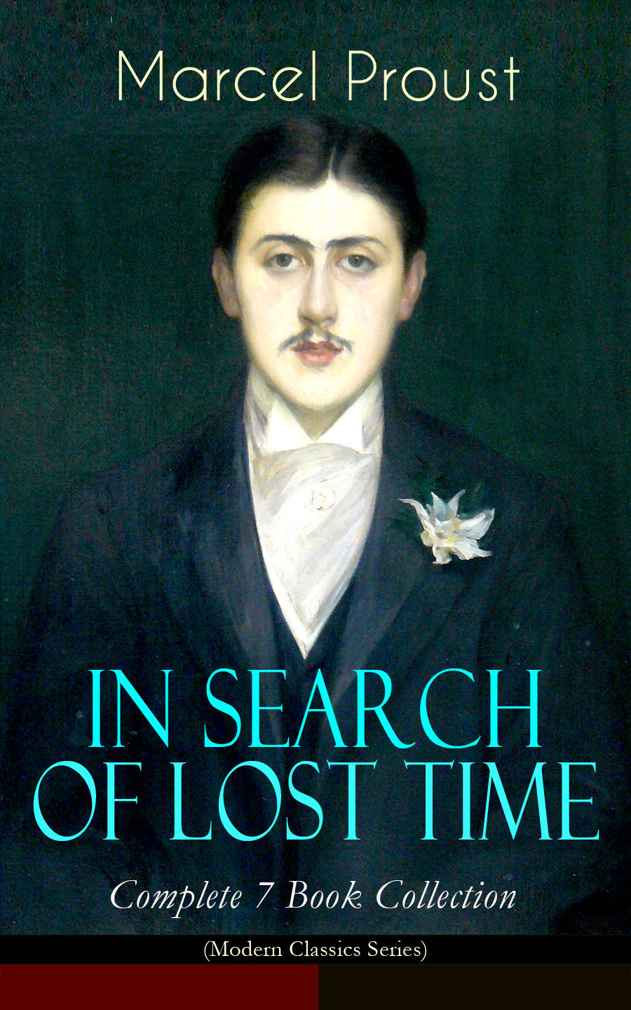Marcel Proust IN SEARCH OF LOST TIME - Complete 7 Book Collection (Modern Classics Series)