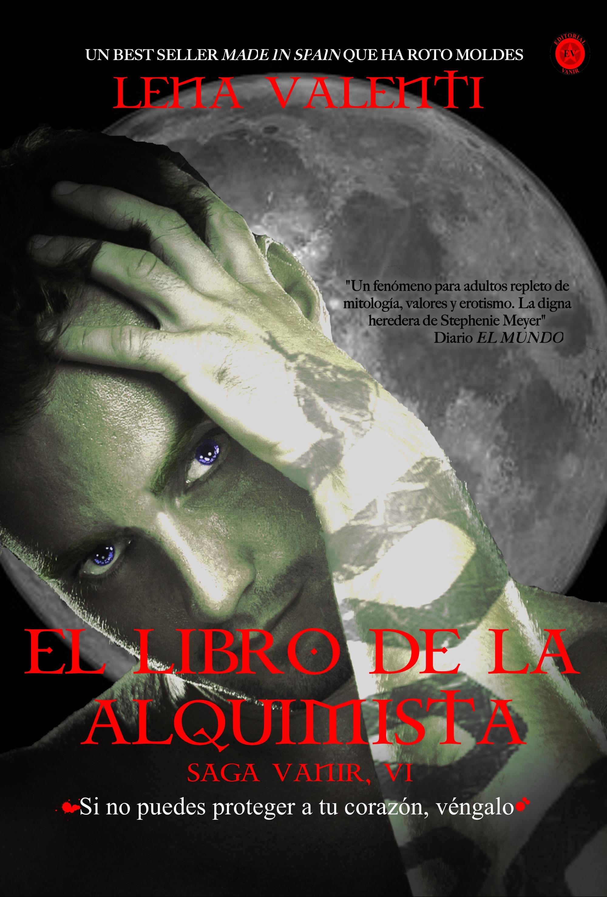 Lena Valenti El Libro de la Alquimista