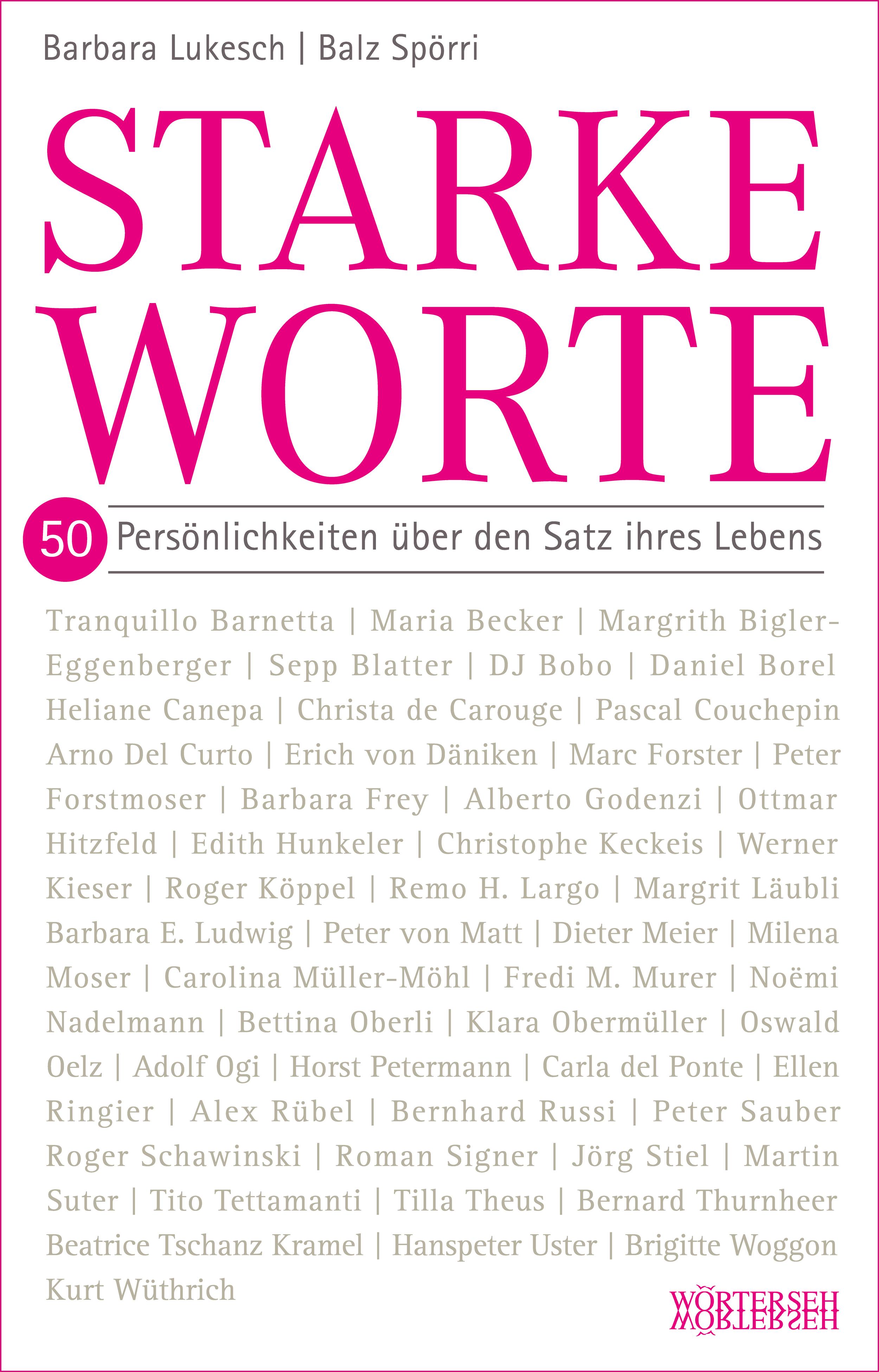цена на Barbara Lukesch Starke Worte