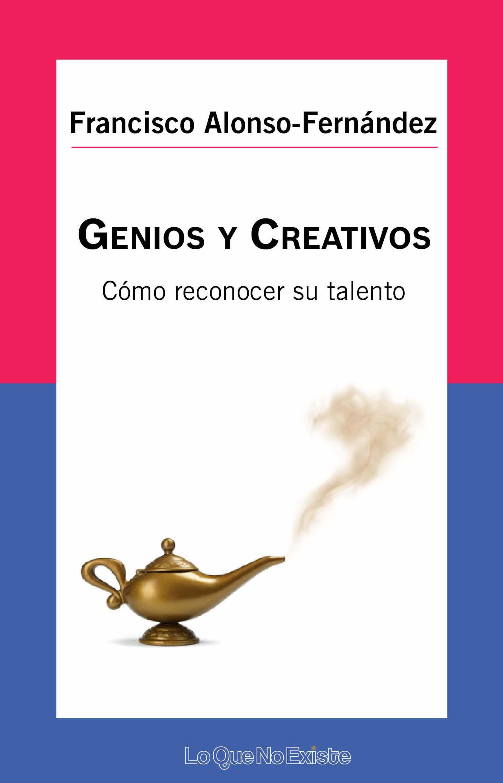 Francisco Alonso-Fernández Genios y creativos