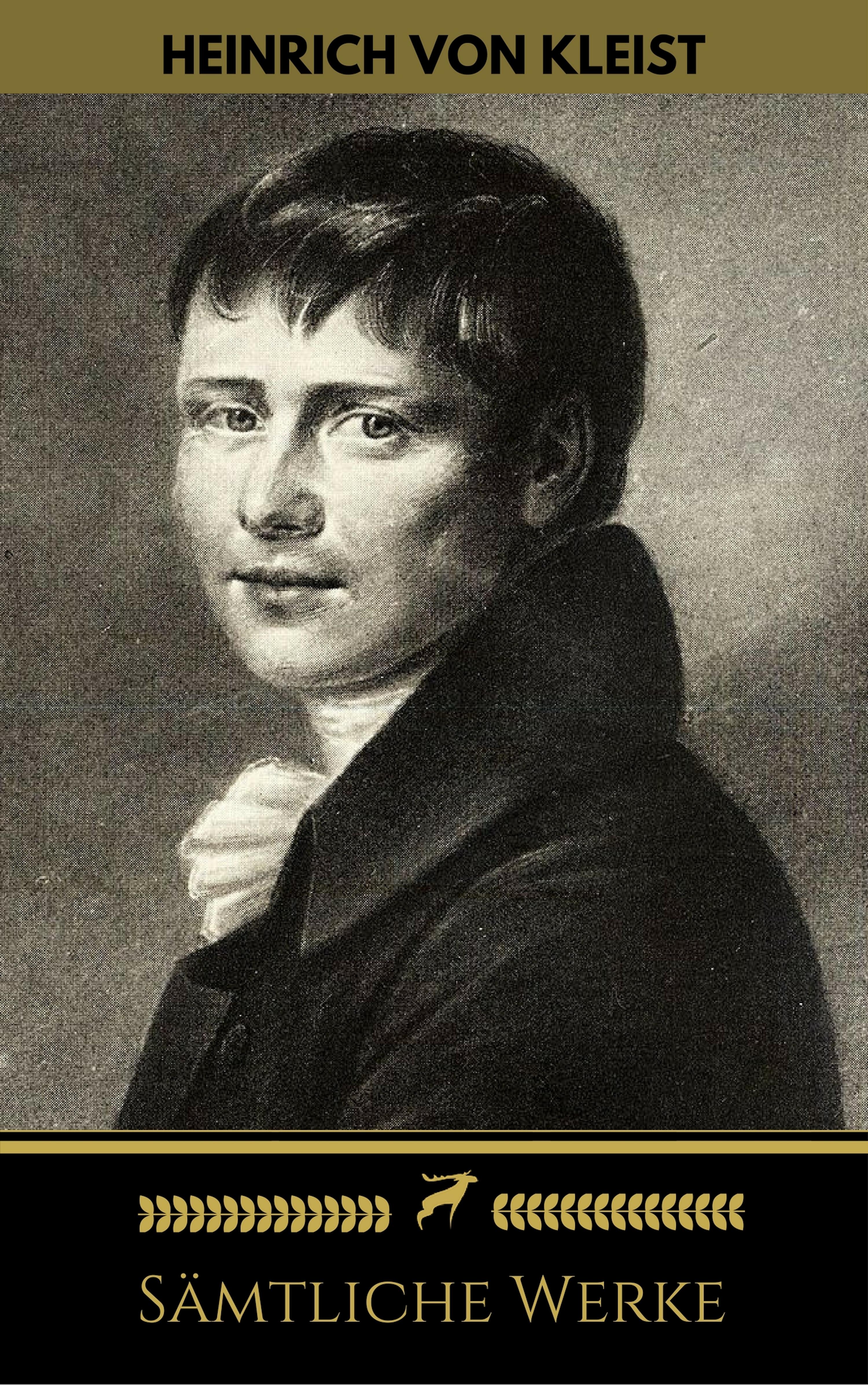 цена Heinrich von Kleist Heinrich von Kleist: Sämtliche Werke (Golden Deer Classics) онлайн в 2017 году