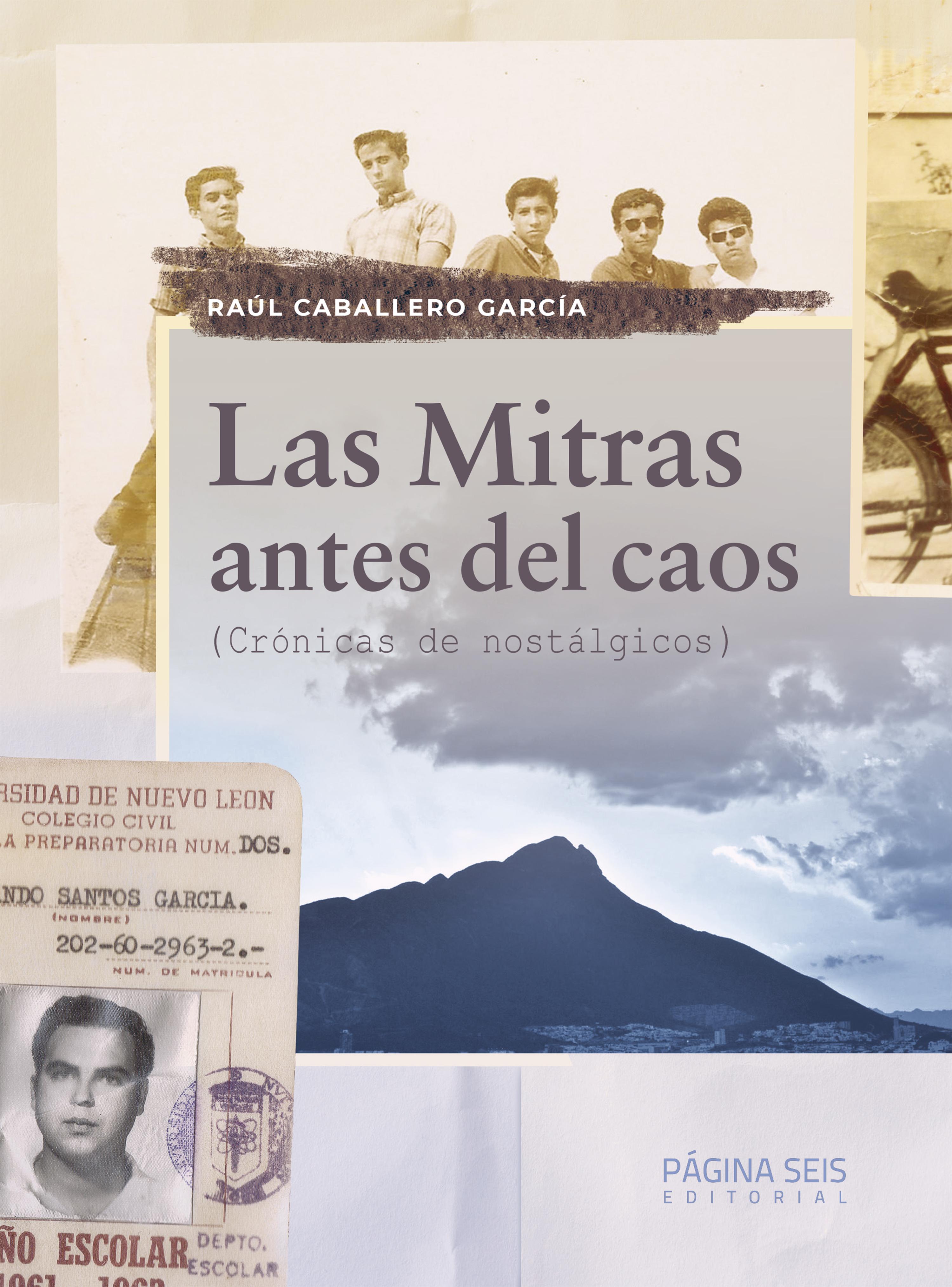 Raúl Caballero García Las mitras antes del caos caos calmo